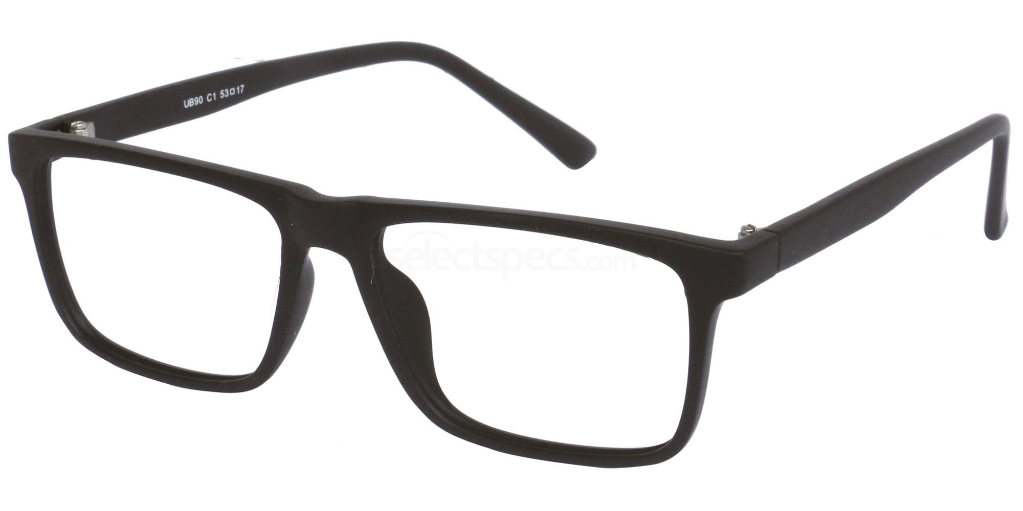 C1 UB90 Glasses, Univo Base