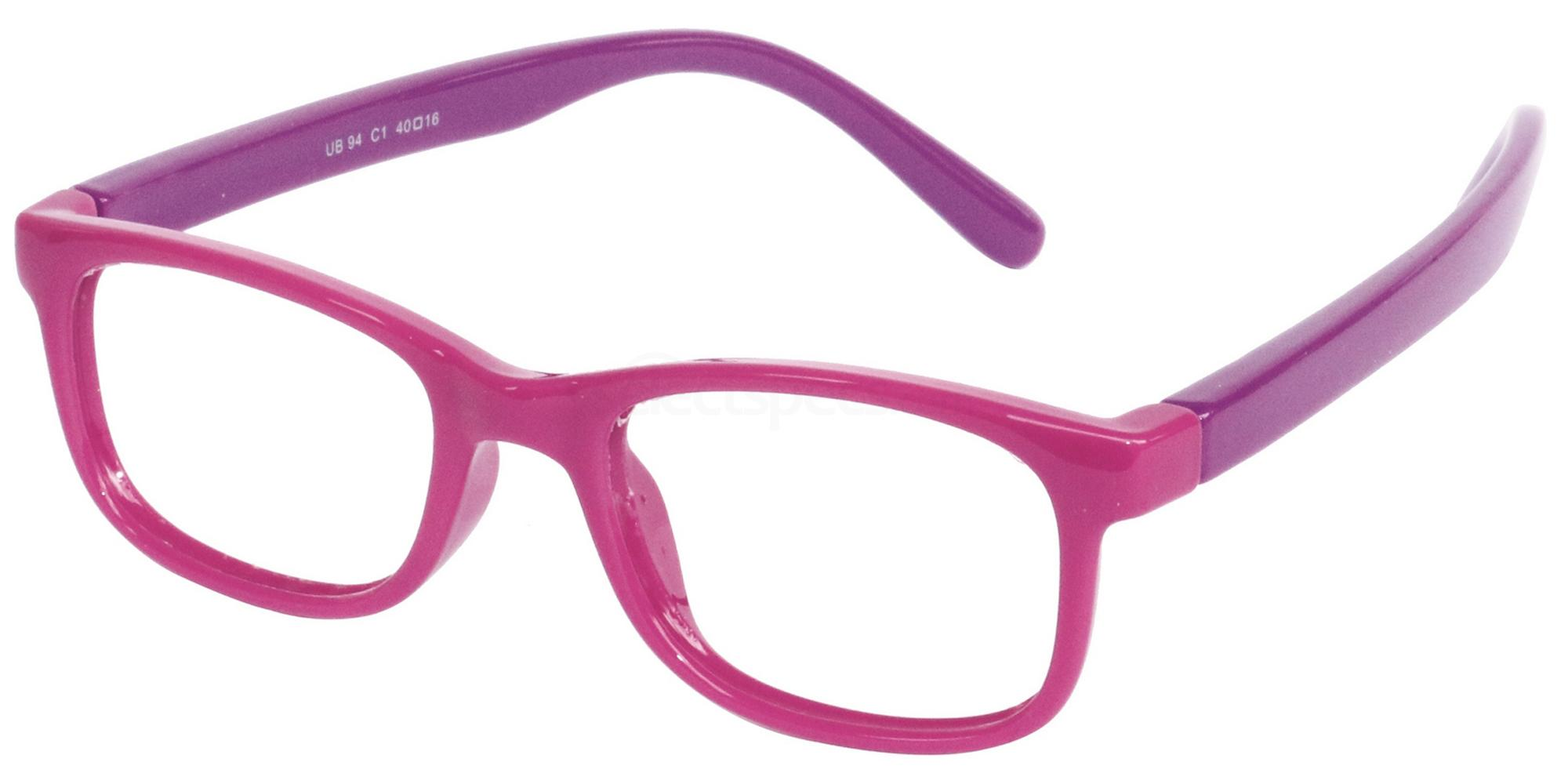 C1 UB94 Glasses, Univo Base