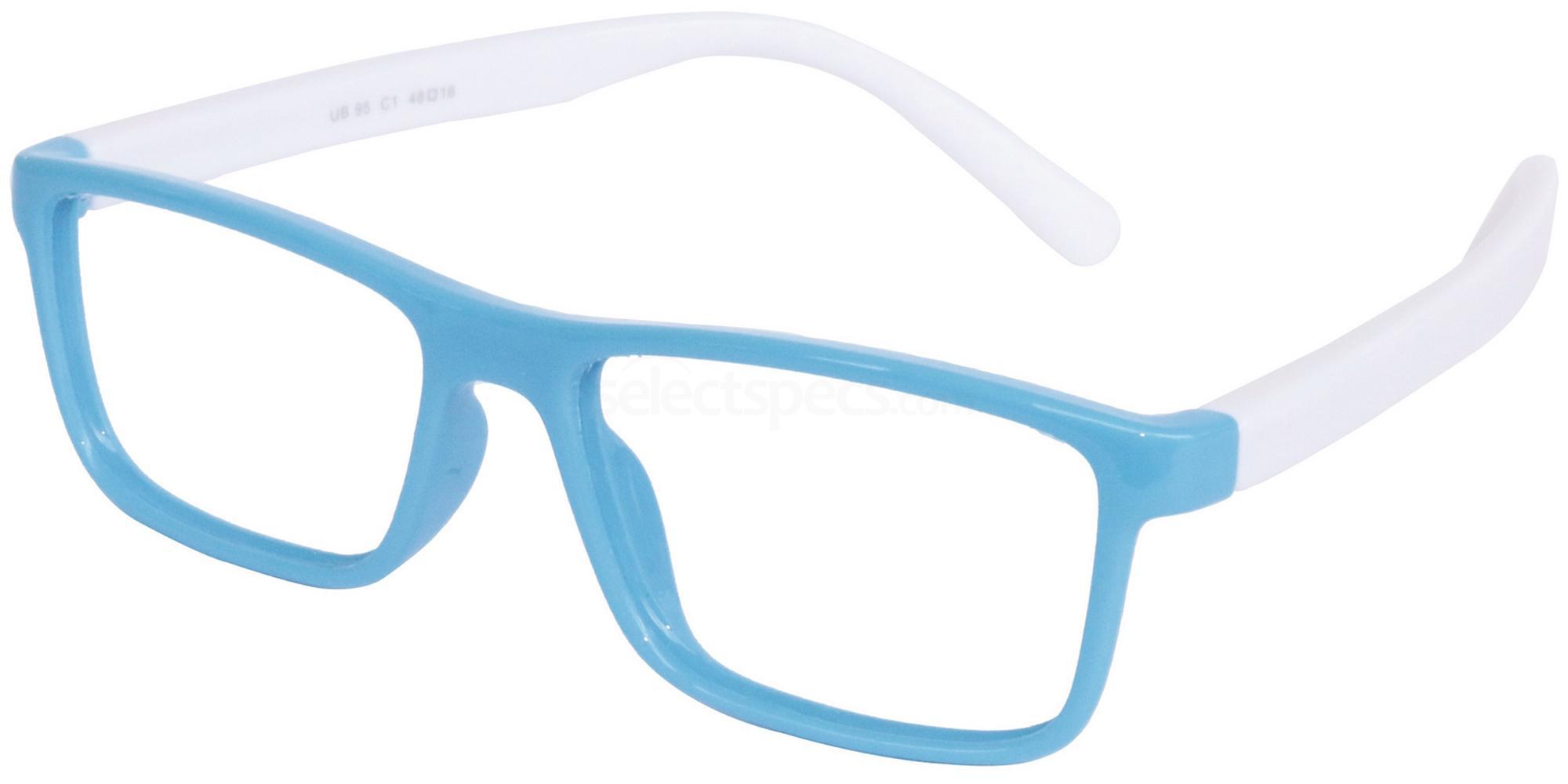 C1 UB95 Glasses, Univo Base