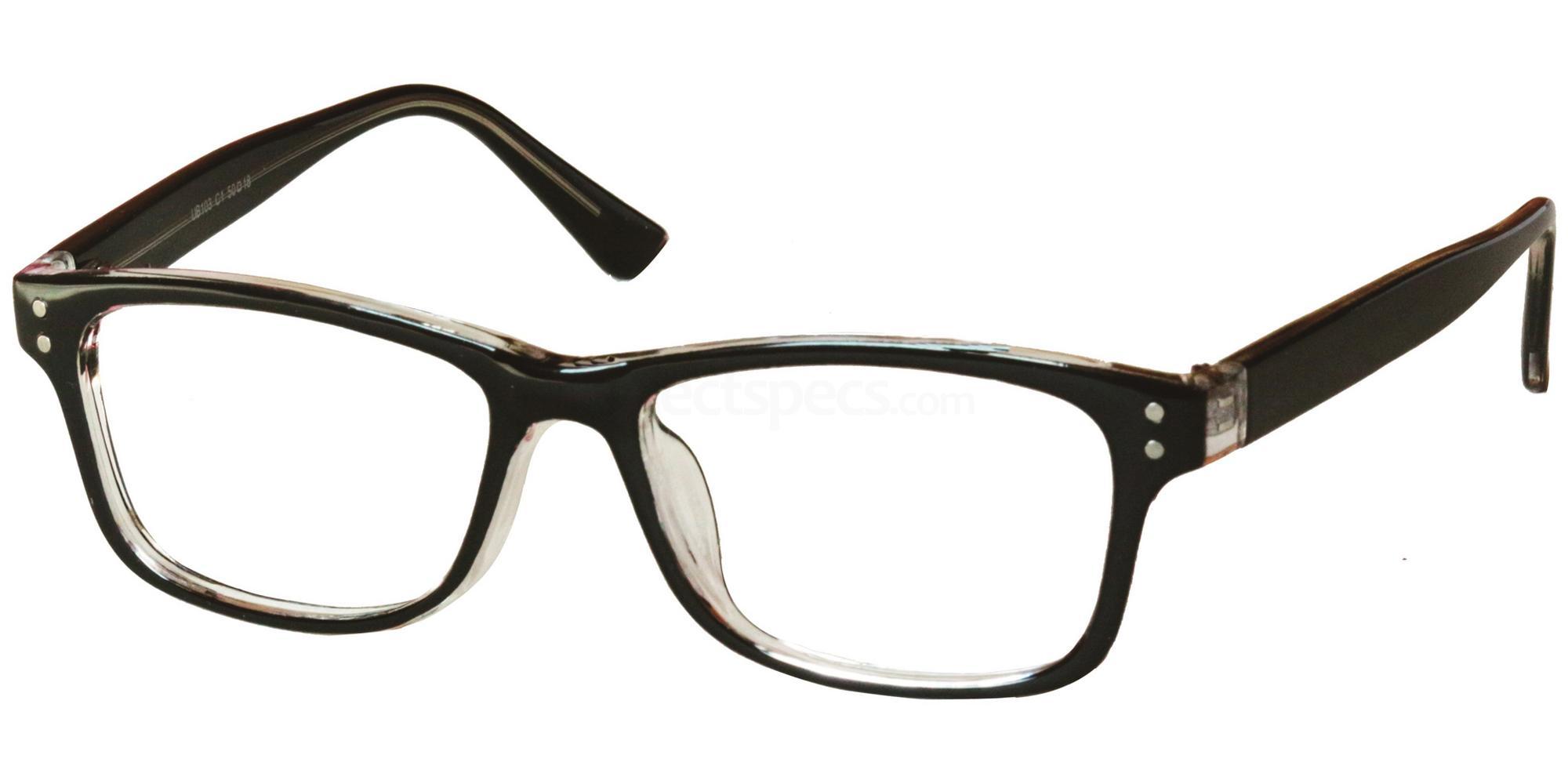 C1 UB103 Glasses, Univo Base