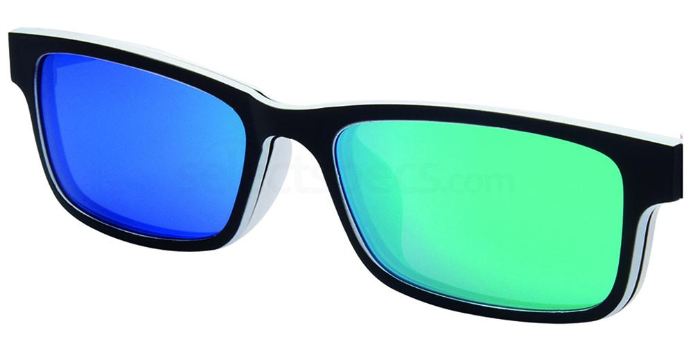 C1 CL LC9 – Sunglasses Clip-on for London Club Accessories, London Club