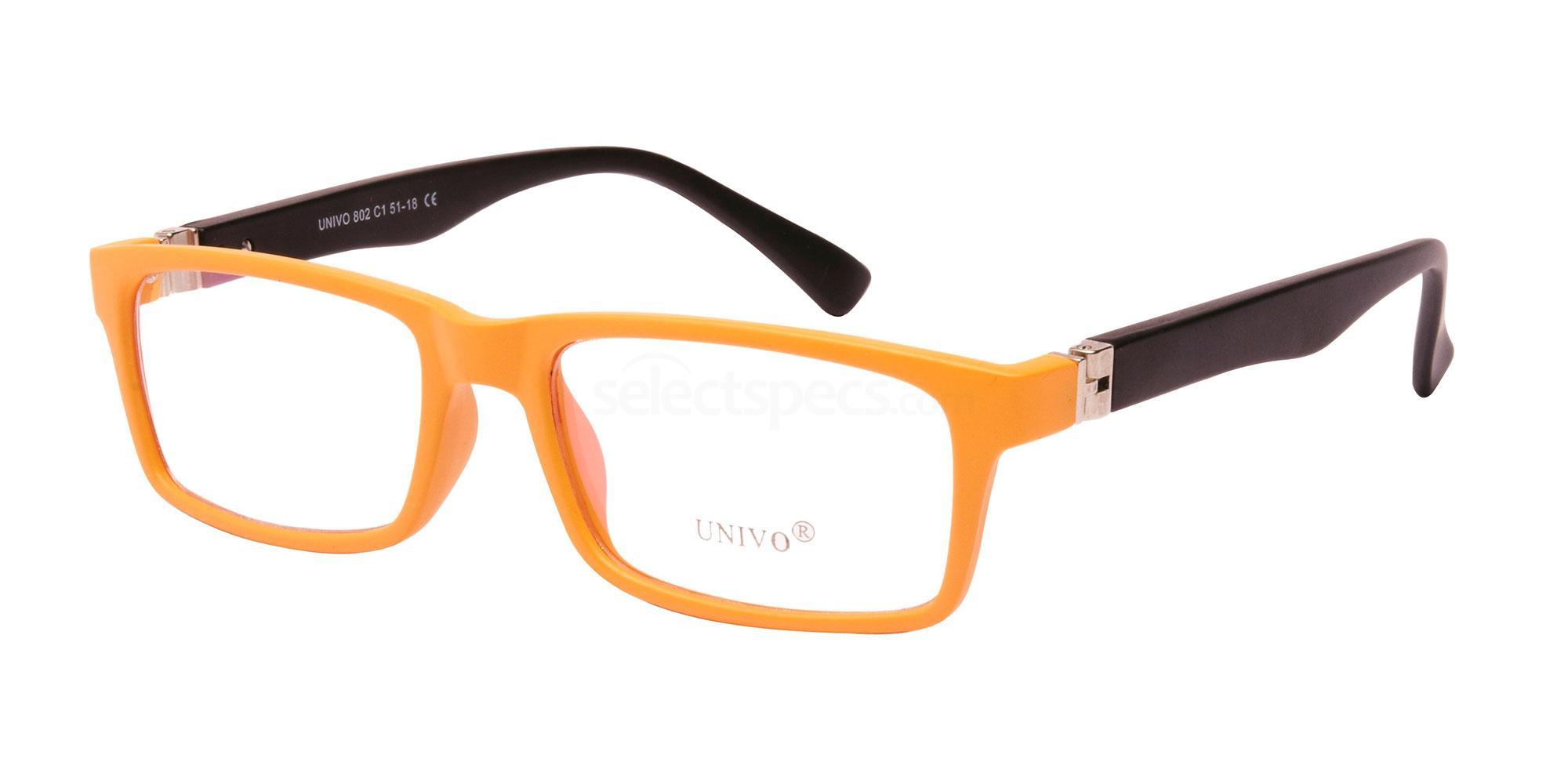 C1 U802 Glasses, Univo