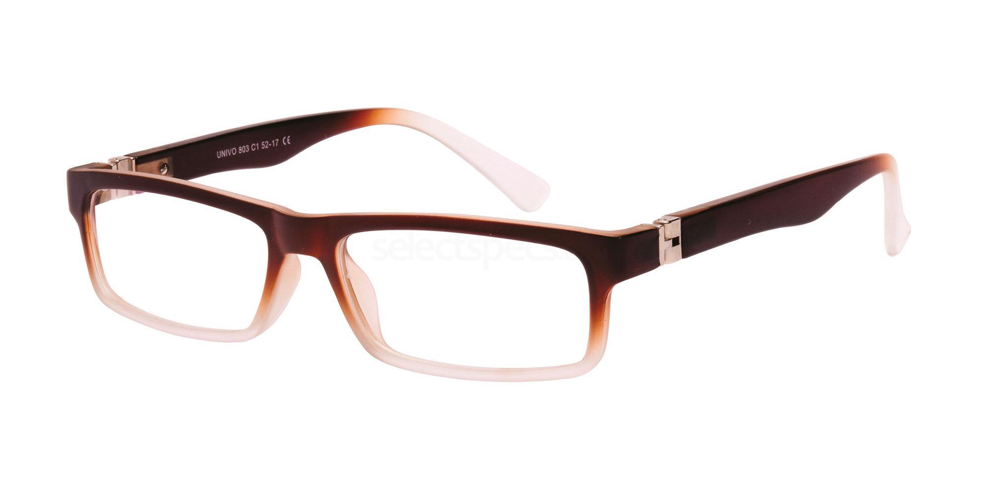 C1 U803 Glasses, Univo