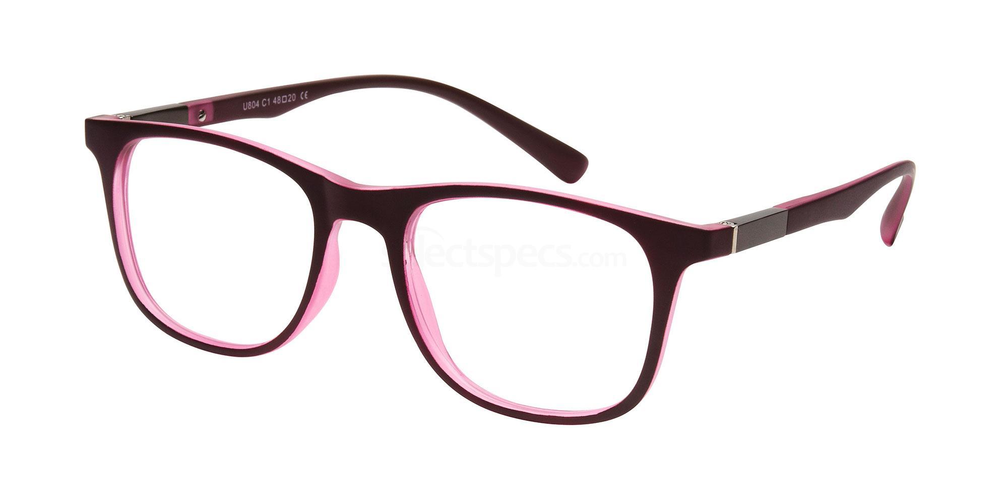 C1 U804 Glasses, Univo