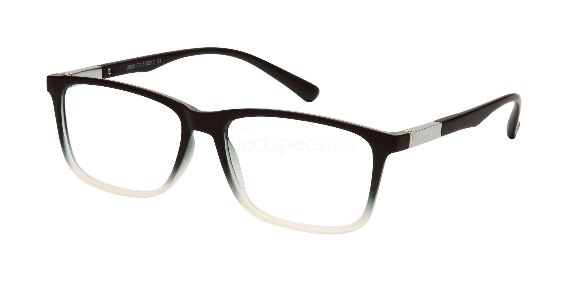 C1 U805 Glasses, Univo