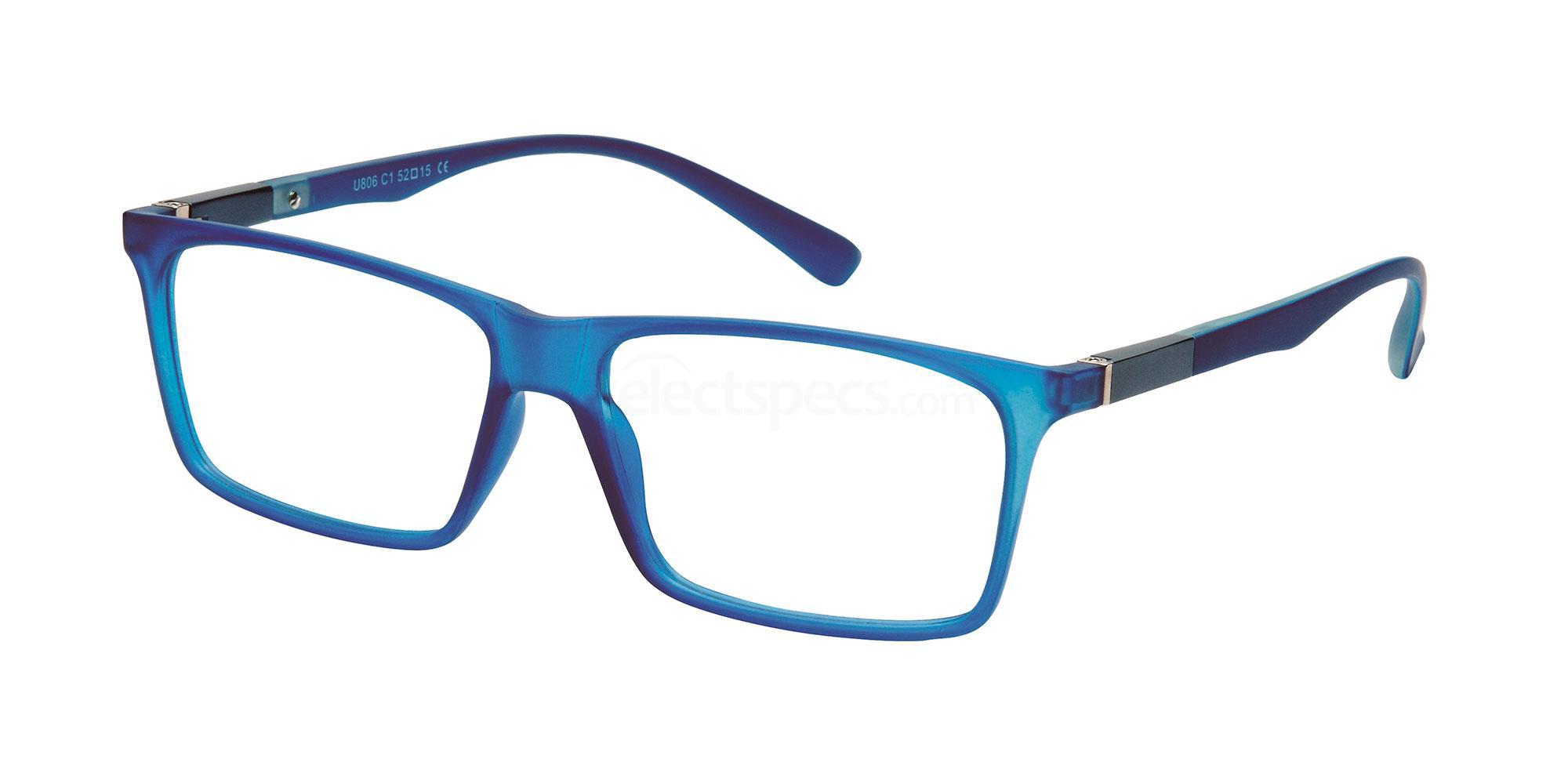 C1 U806 Glasses, Univo