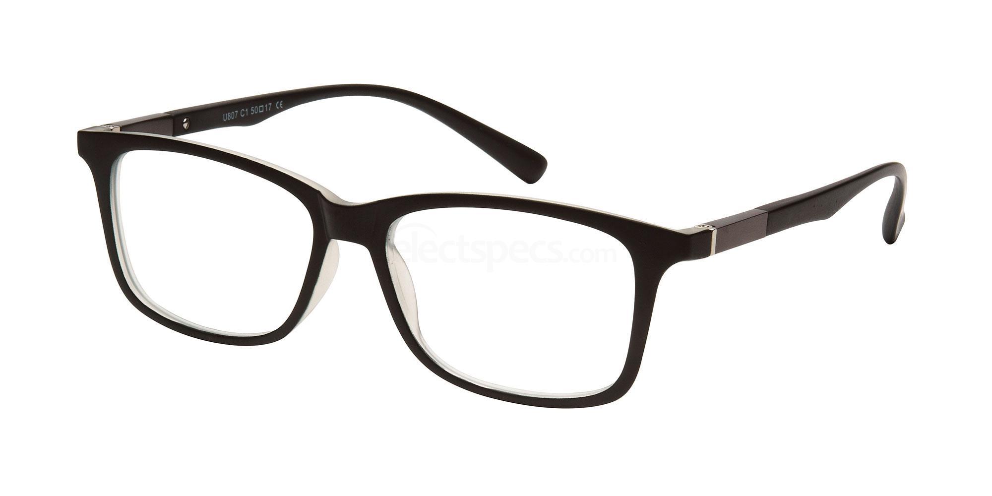C1 U807 Glasses, Univo