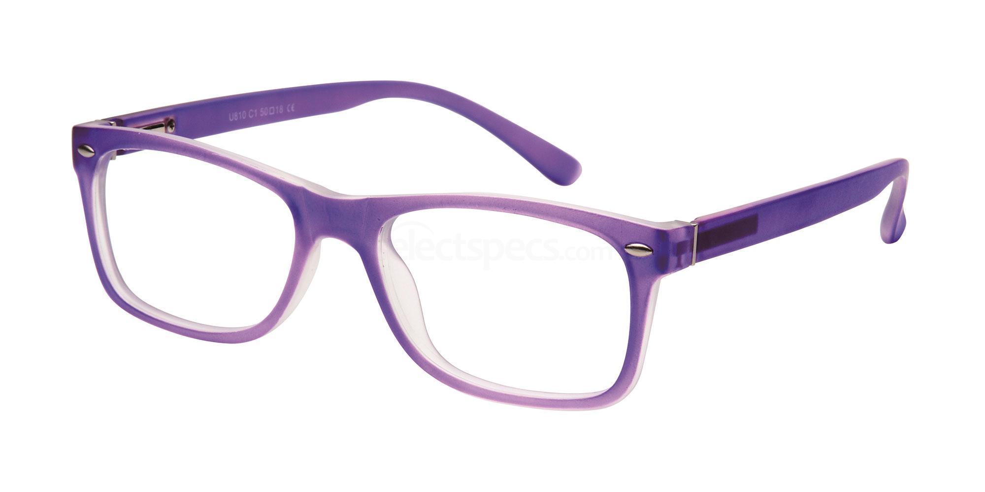C1 U810 Glasses, Univo