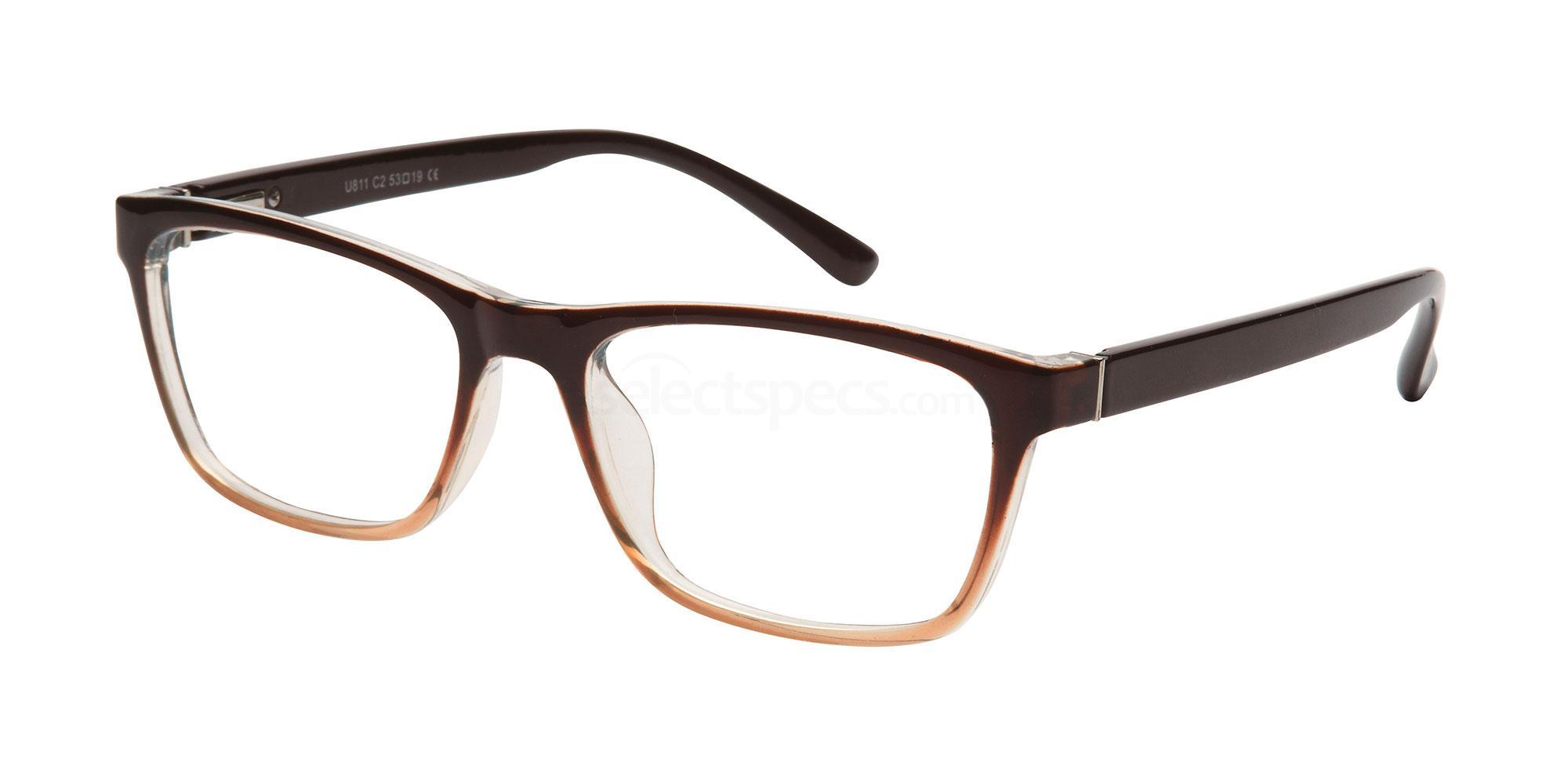 C2 U811 Glasses, Univo