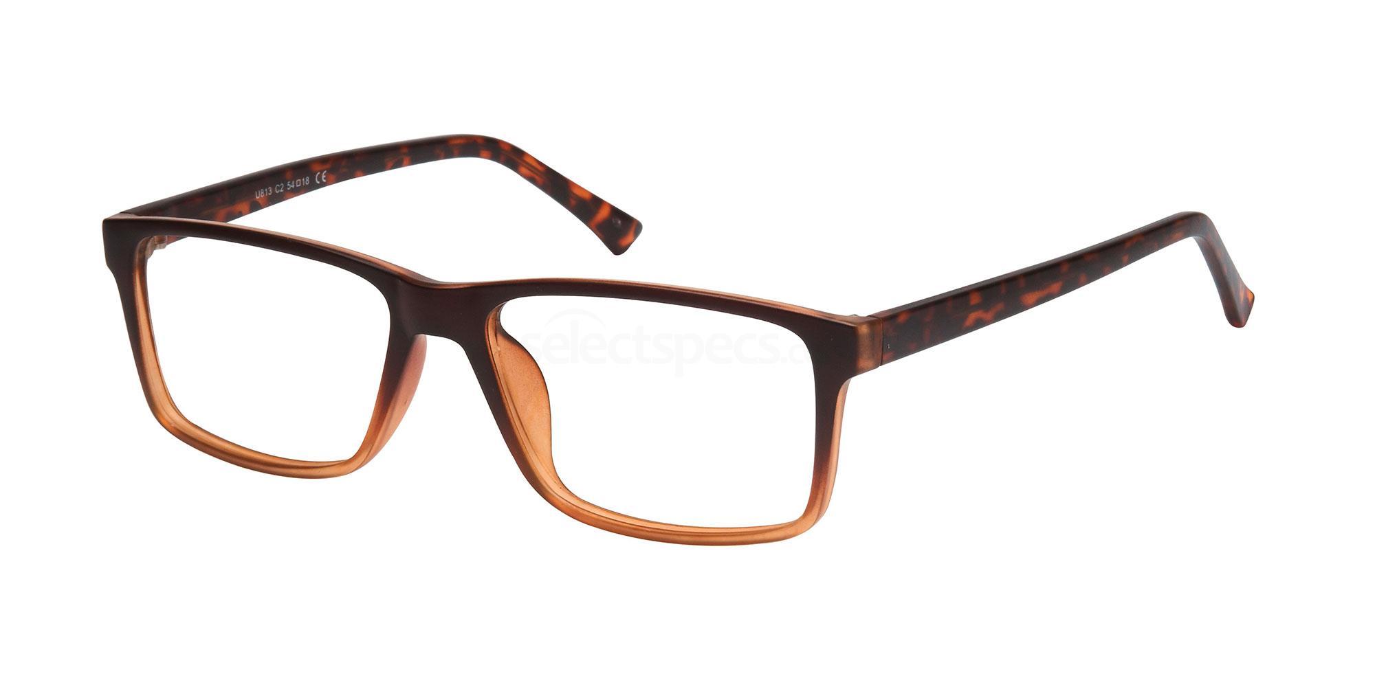 C2 U813 Glasses, Univo