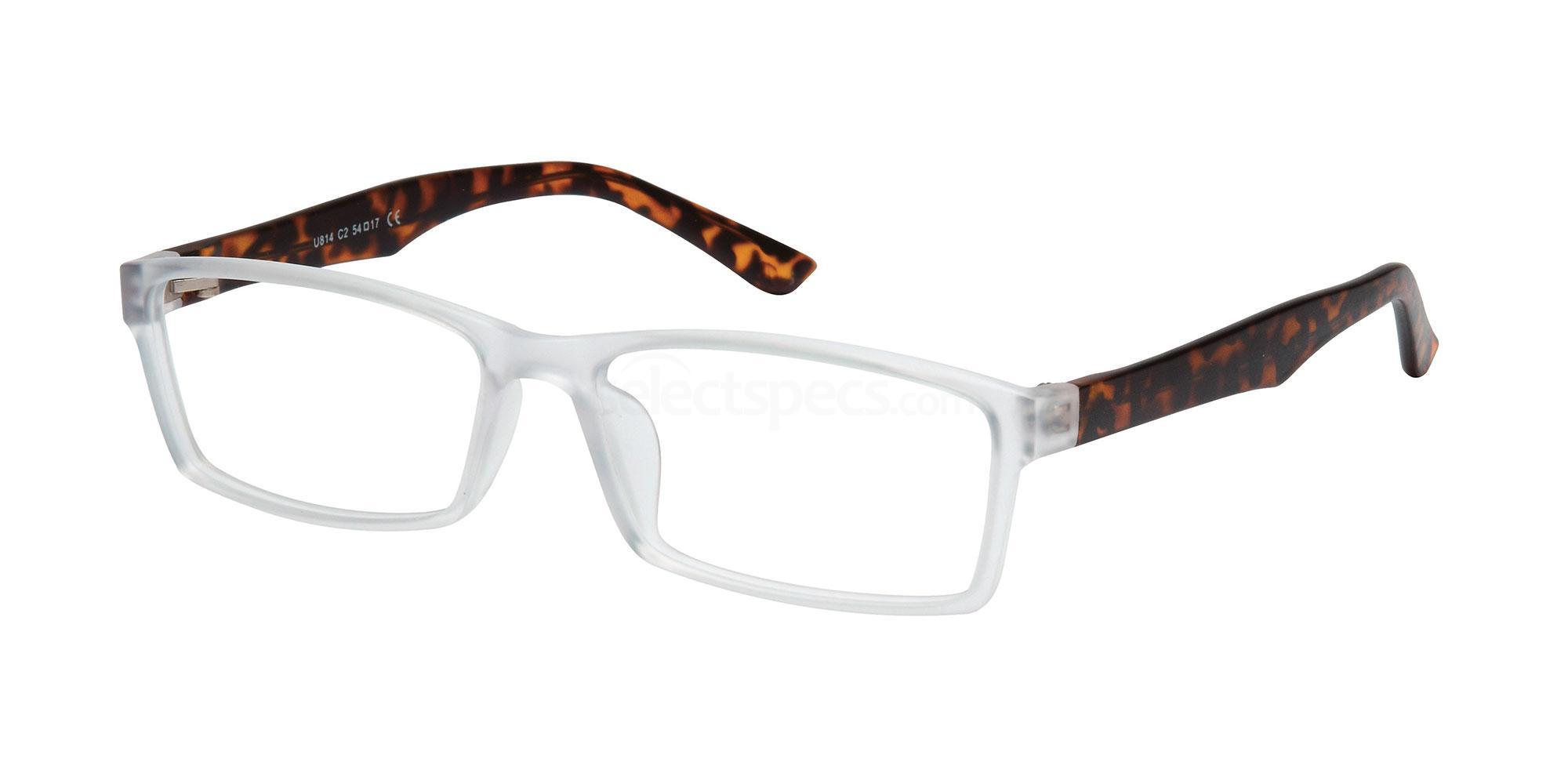 C2 U814 Glasses, Univo