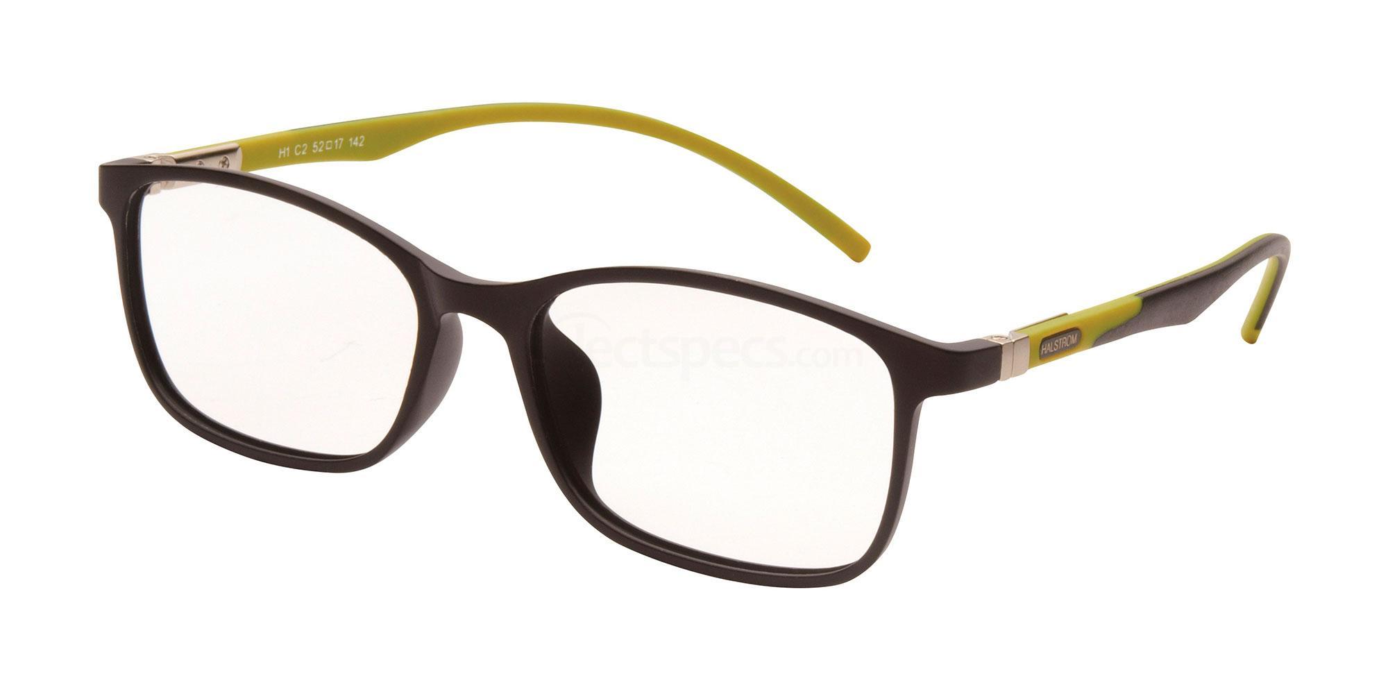 C2 H1 Glasses, Halstrom
