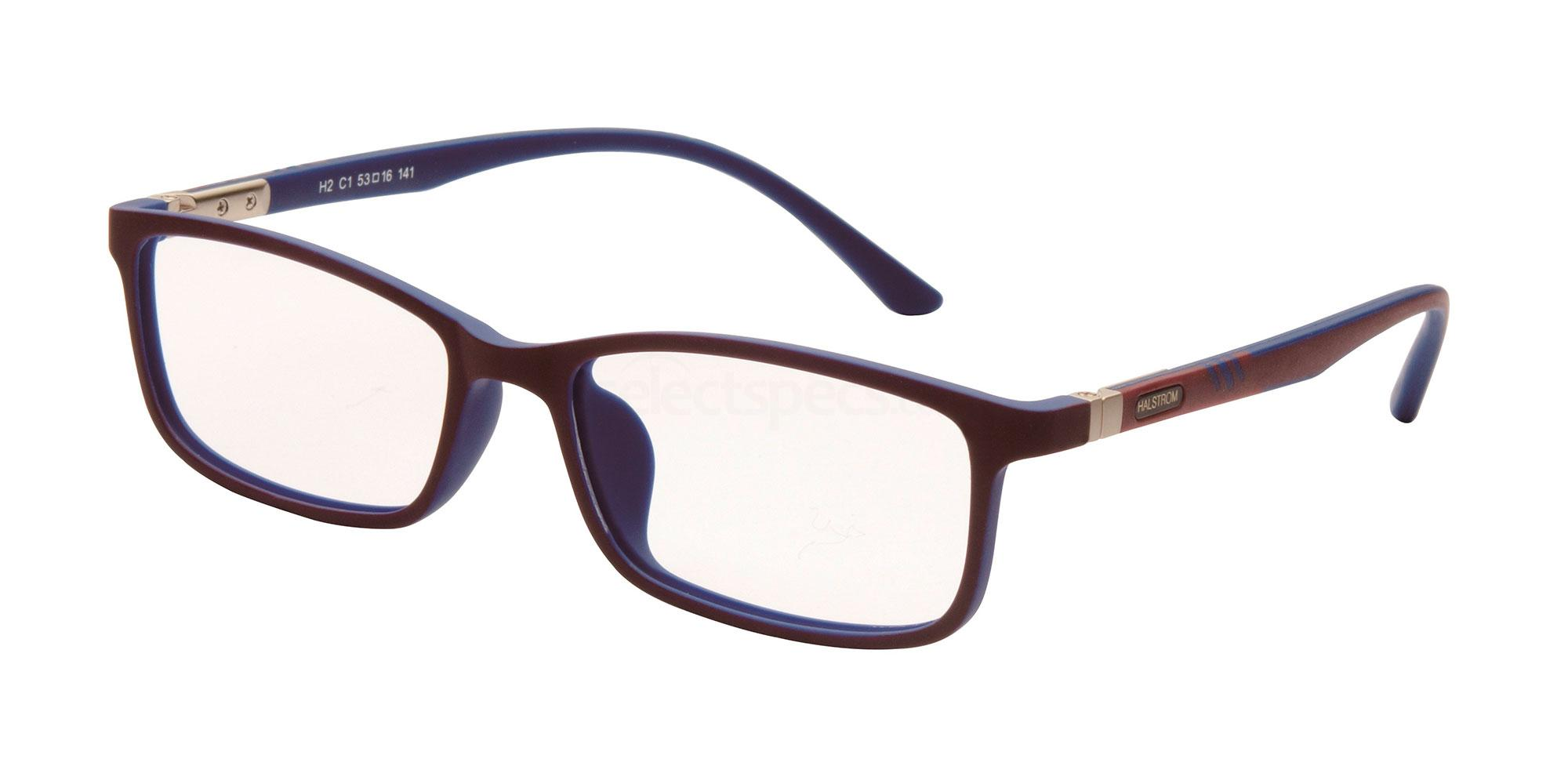 C1 H2 Glasses, Halstrom