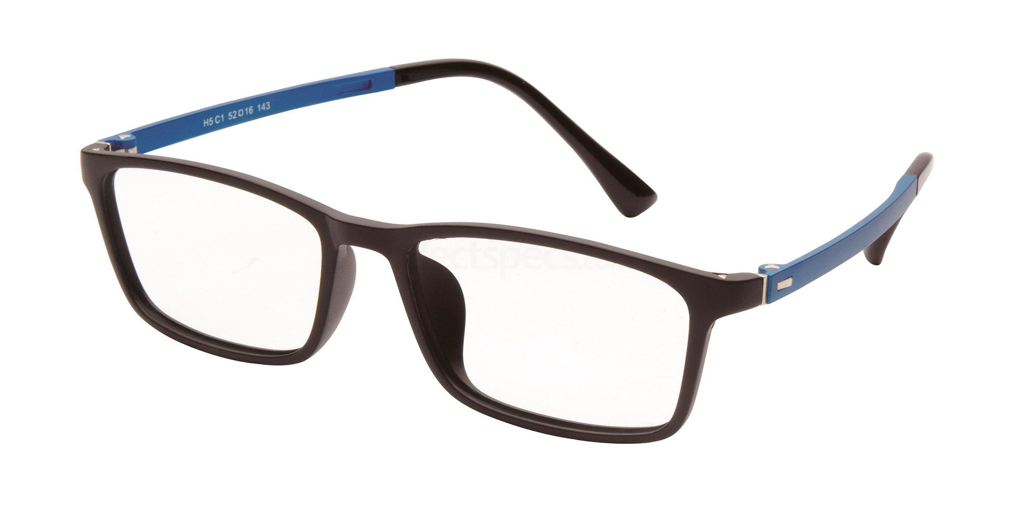 C1 H5 Glasses, Halstrom