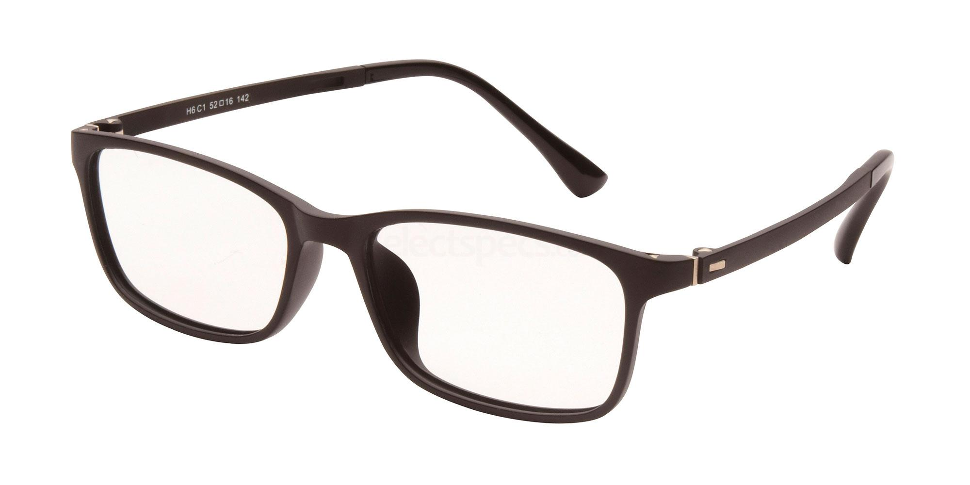 C1 H6 Glasses, Halstrom