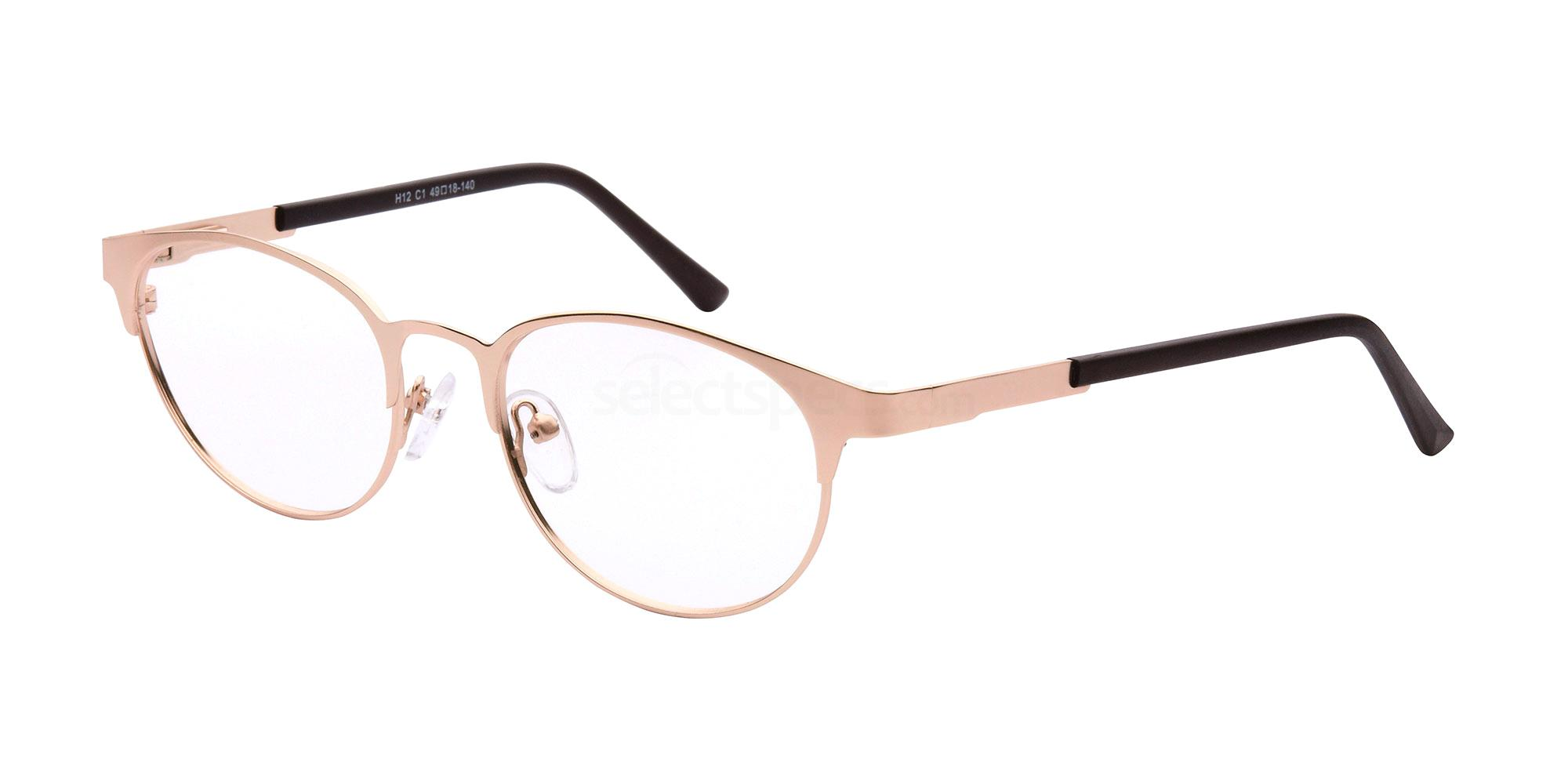 C1 H12 Glasses, Halstrom