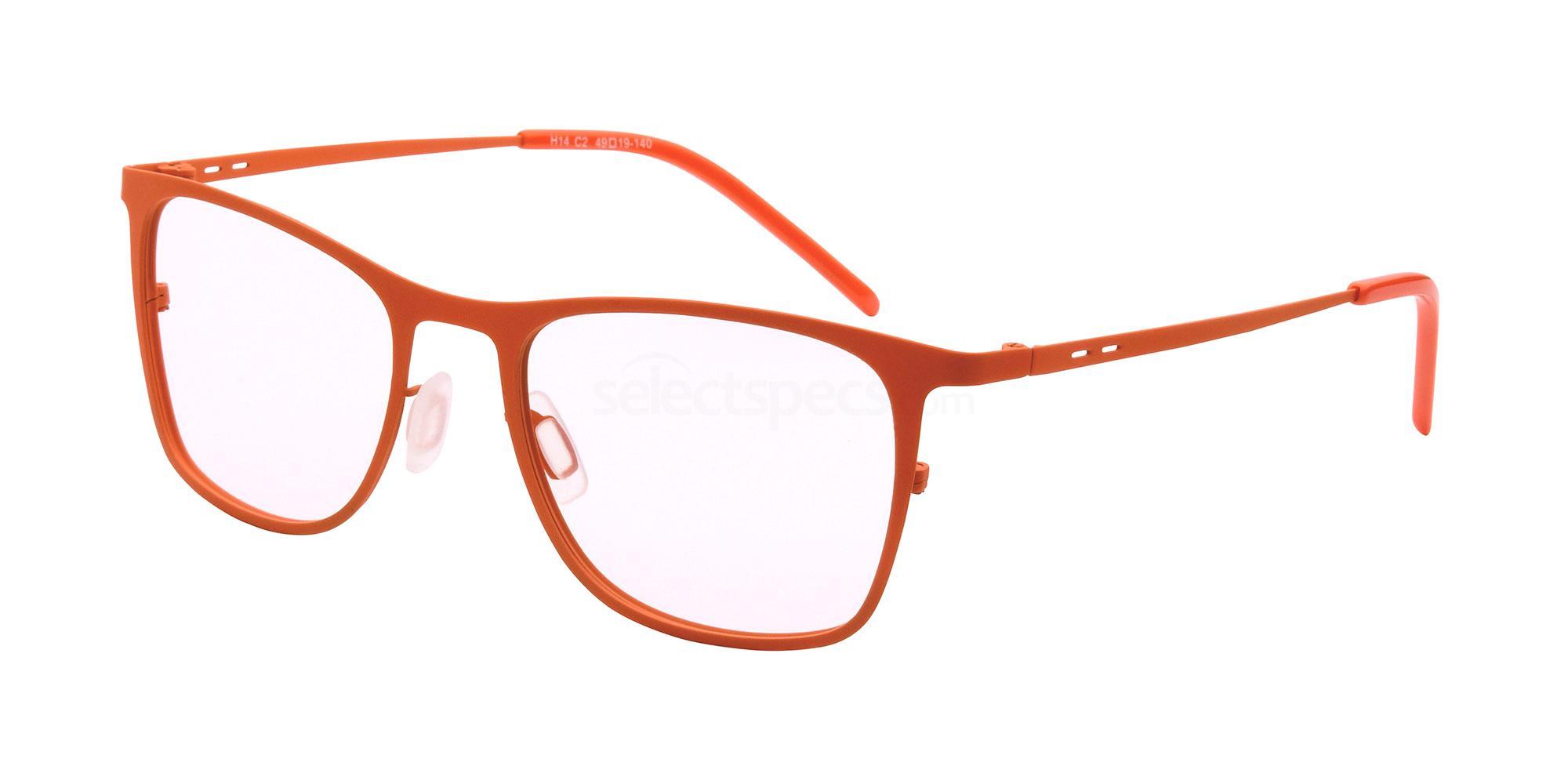 C2 H14 Glasses, Halstrom