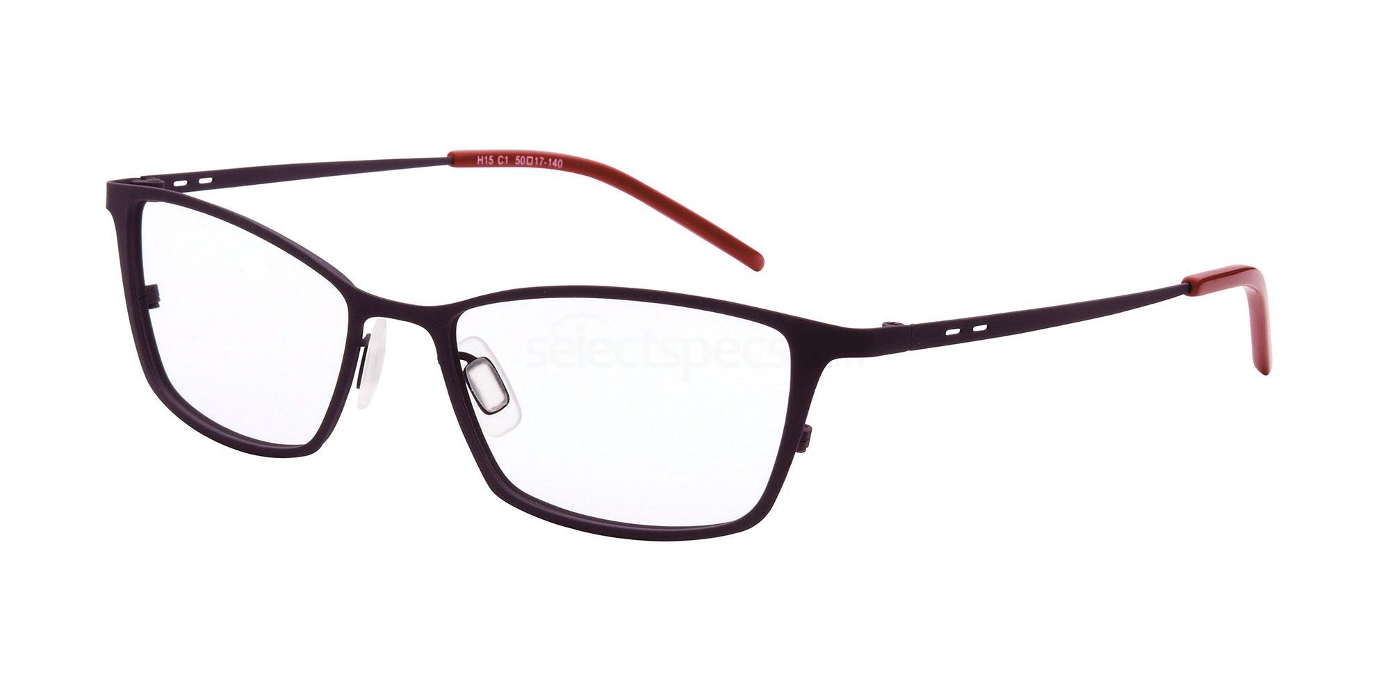 C1 H15 Glasses, Halstrom