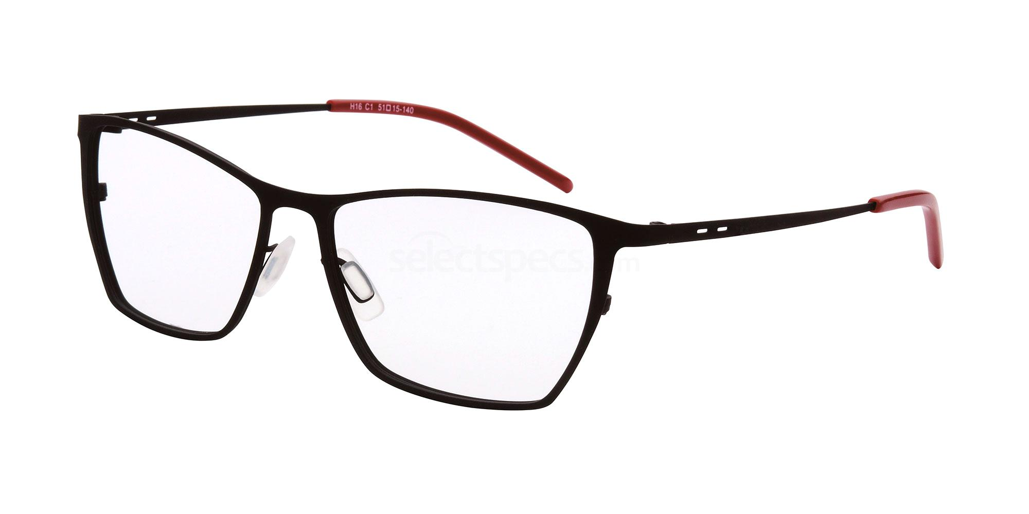 C1 H16 Glasses, Halstrom