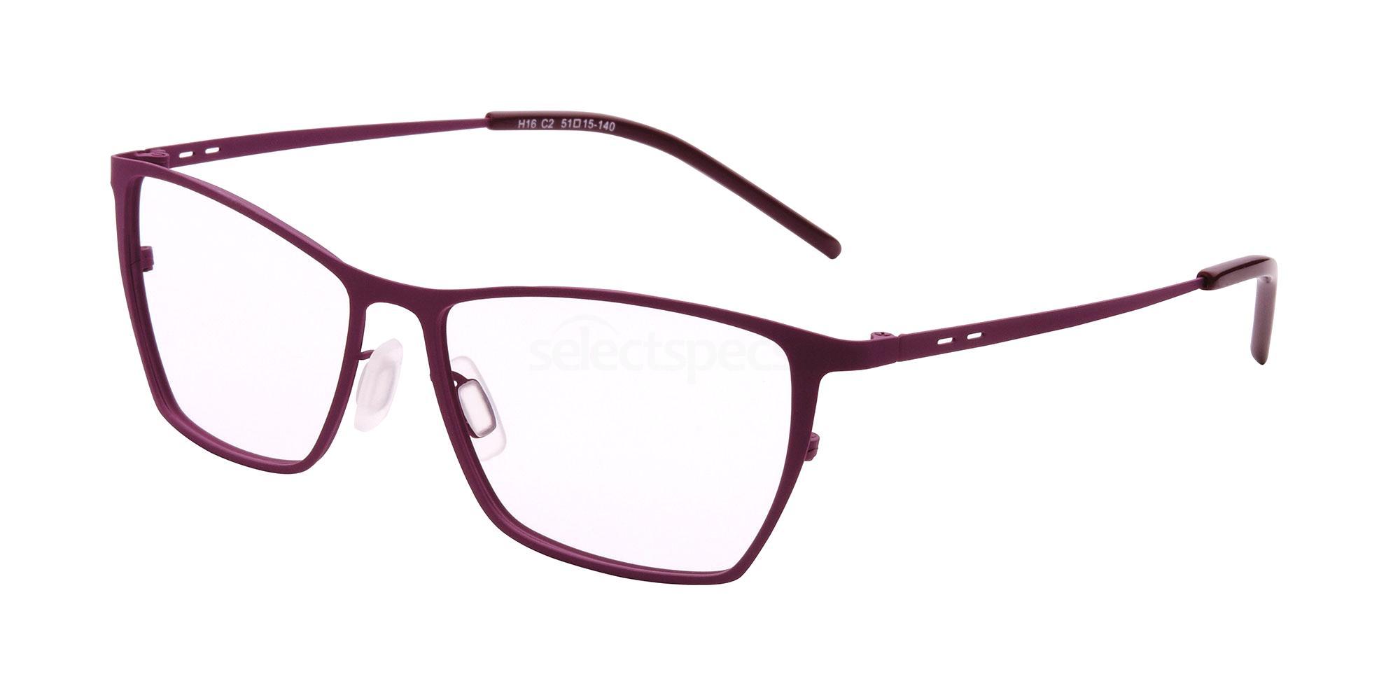 C2 H16 Glasses, Halstrom