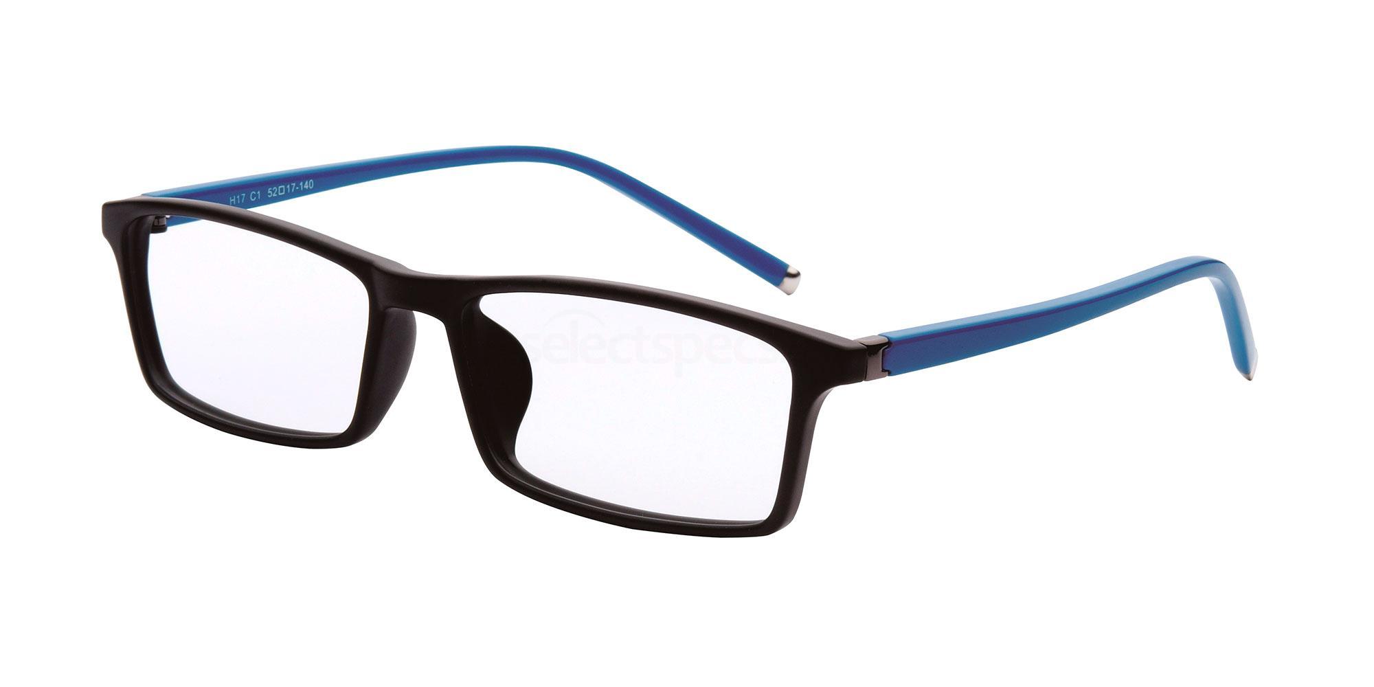 C1 H17 Glasses, Halstrom