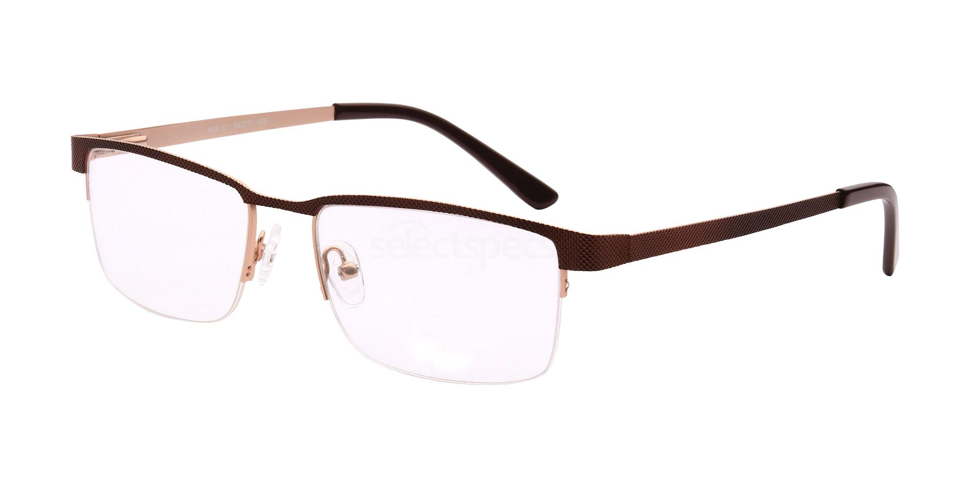 C1 H20 Glasses, Halstrom