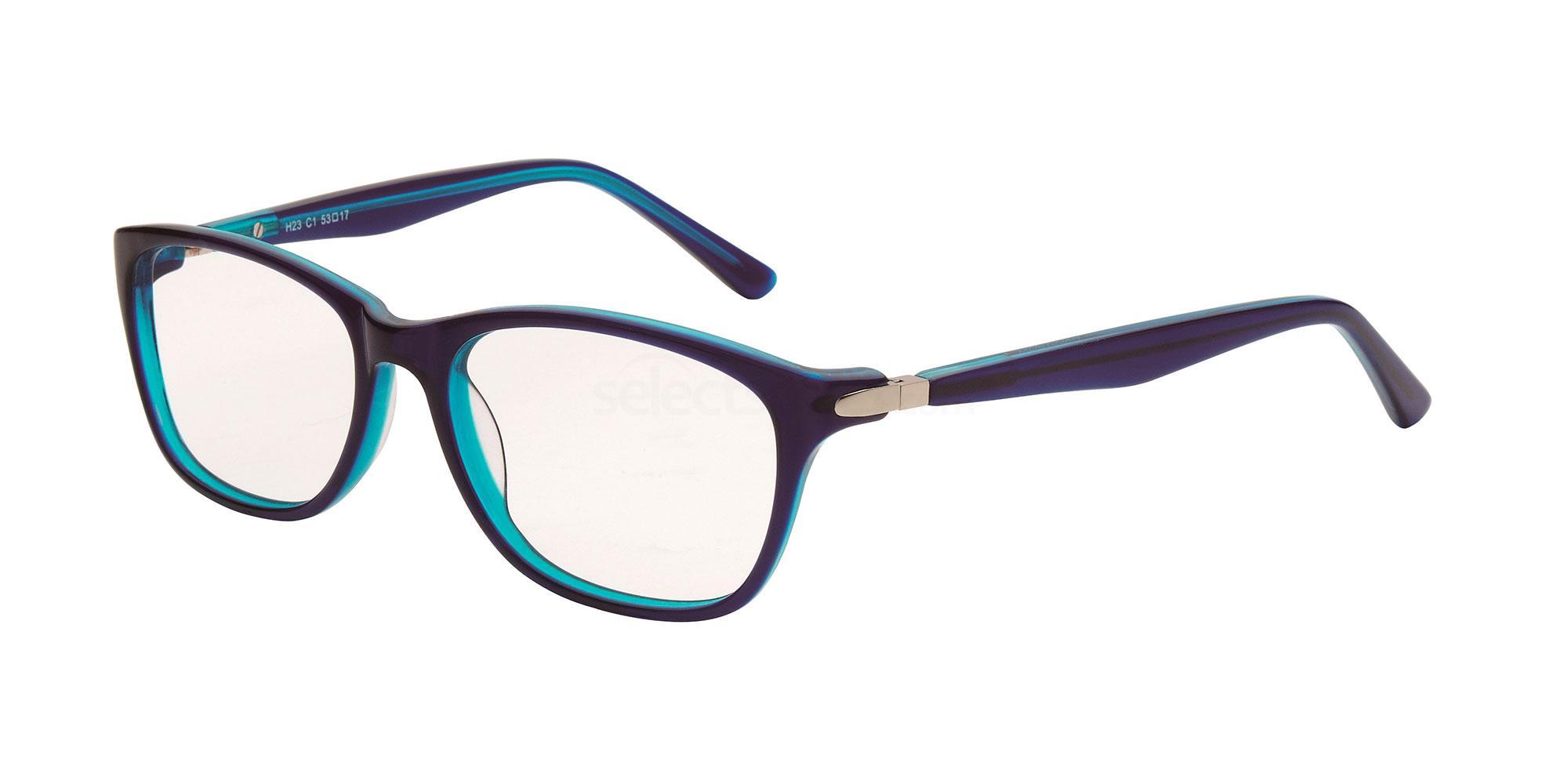 C1 H23 Glasses, Halstrom