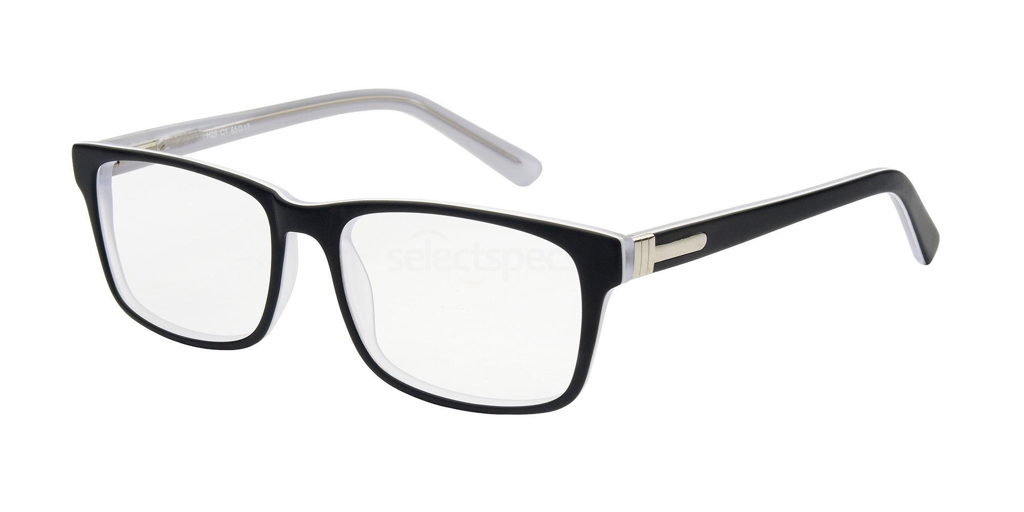 C1 H25 Glasses, Halstrom