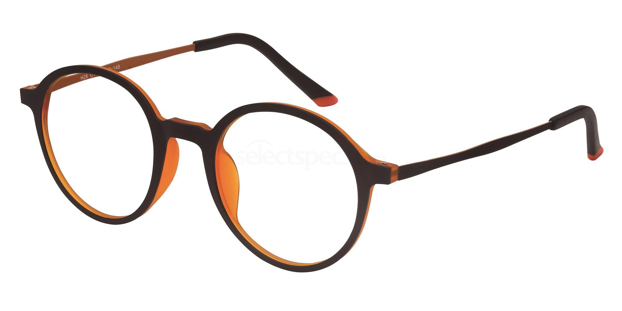 C1 H26 Glasses, Halstrom