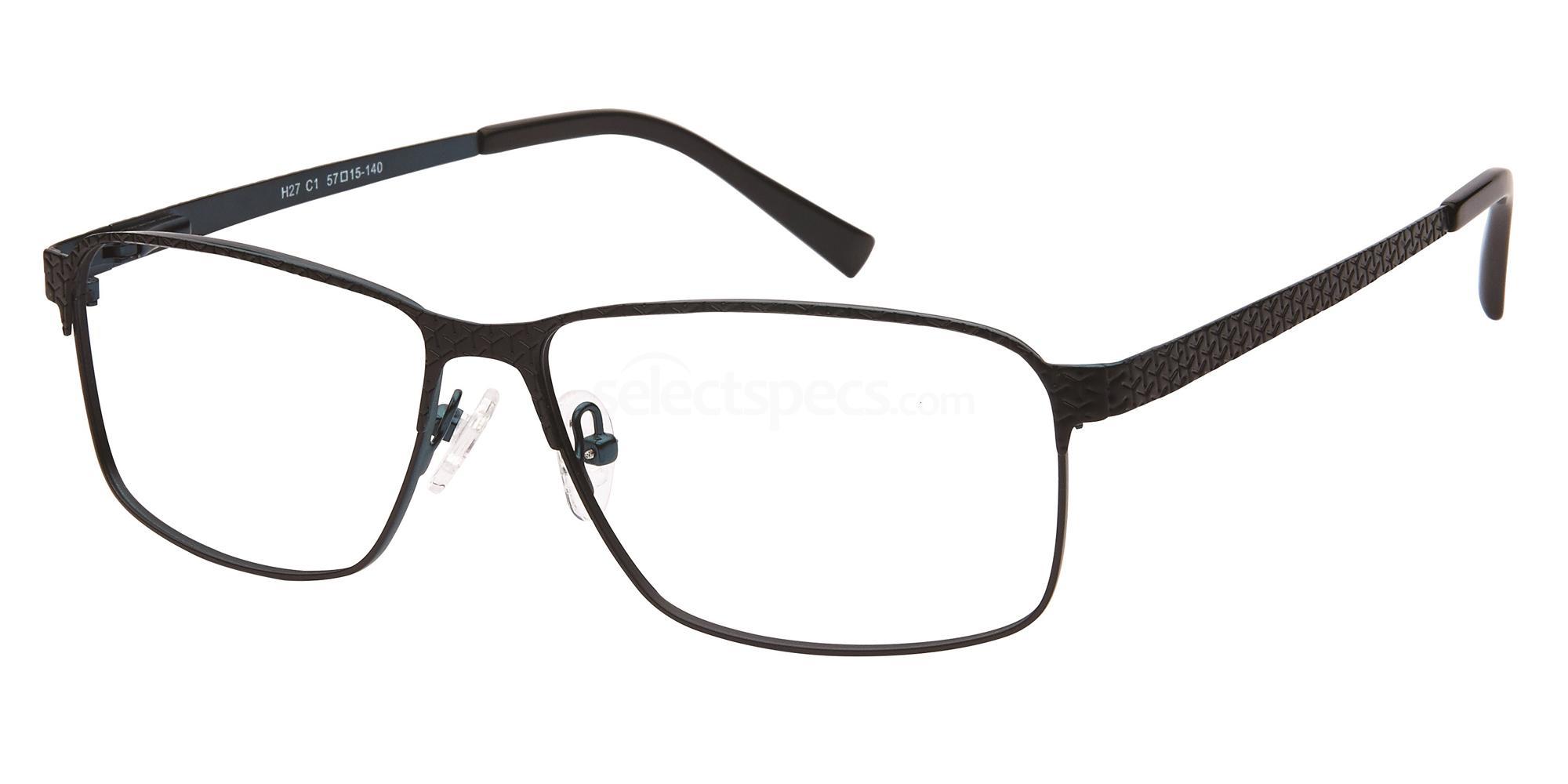 C1 H27 Glasses, Halstrom