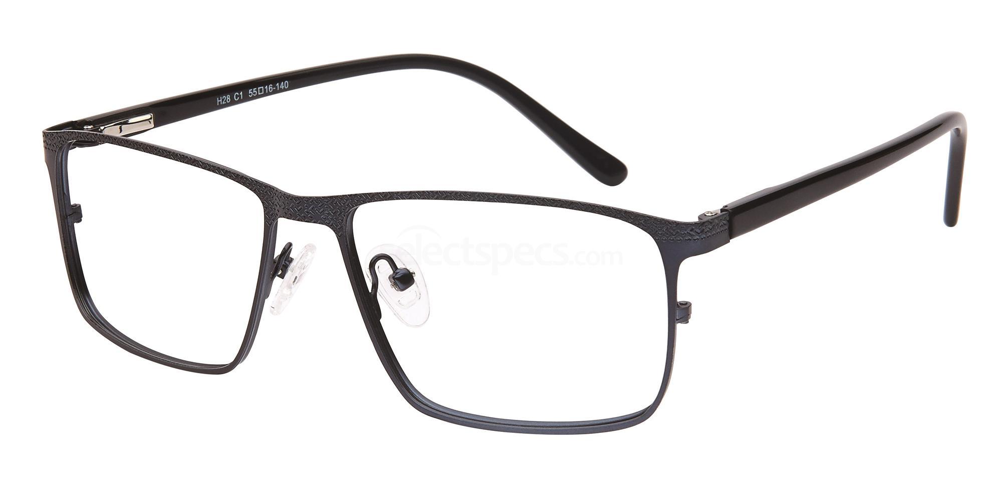 C1 H28 Glasses, Halstrom
