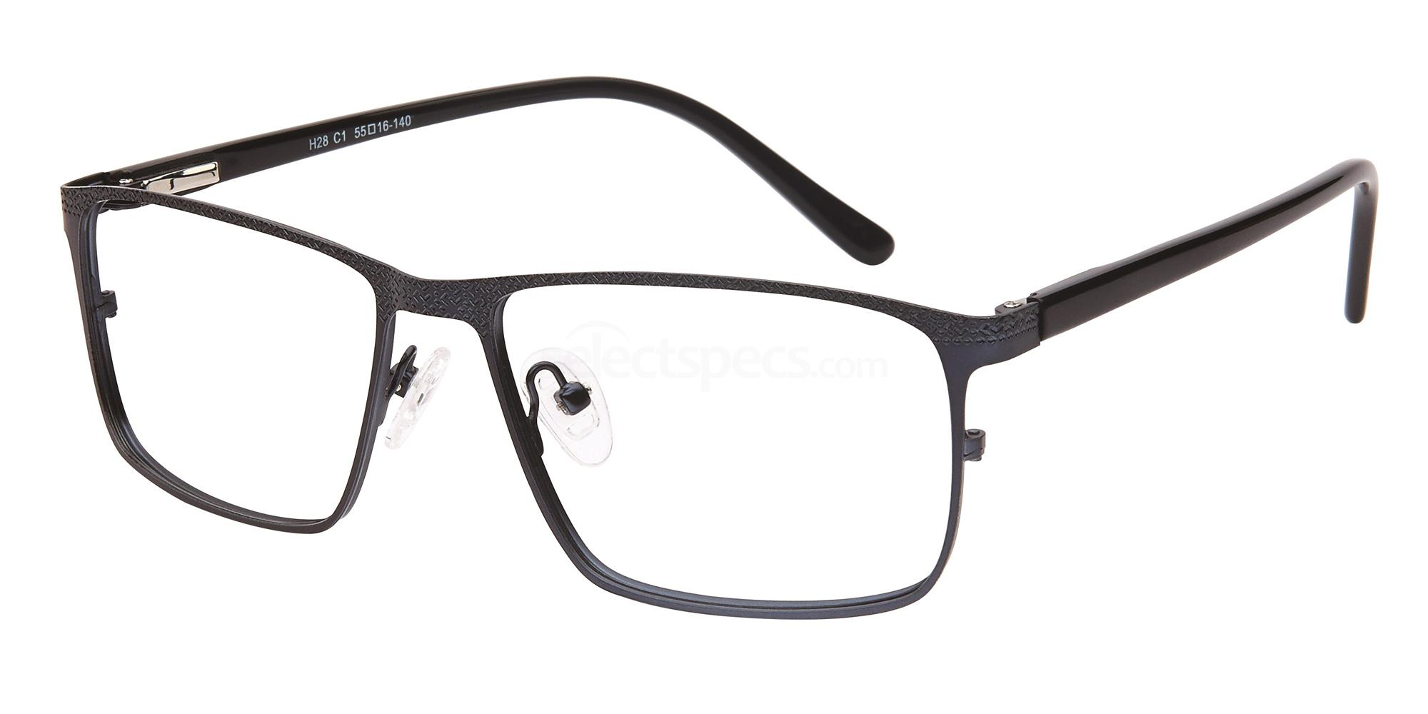 C1 H28 Glasses, Halstrom