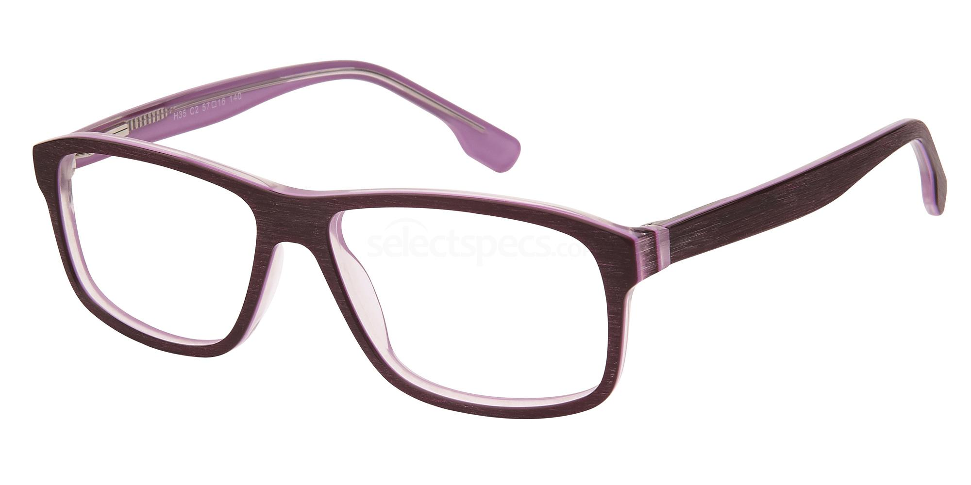 C2 H35 Glasses, Halstrom