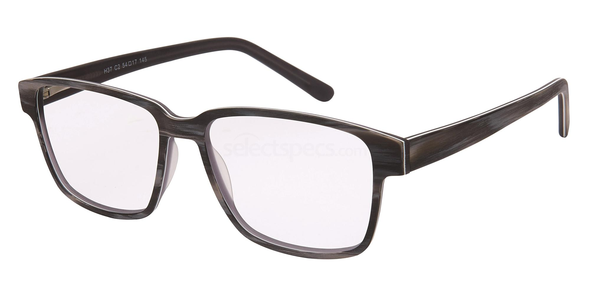 C2 H37 Glasses, Halstrom