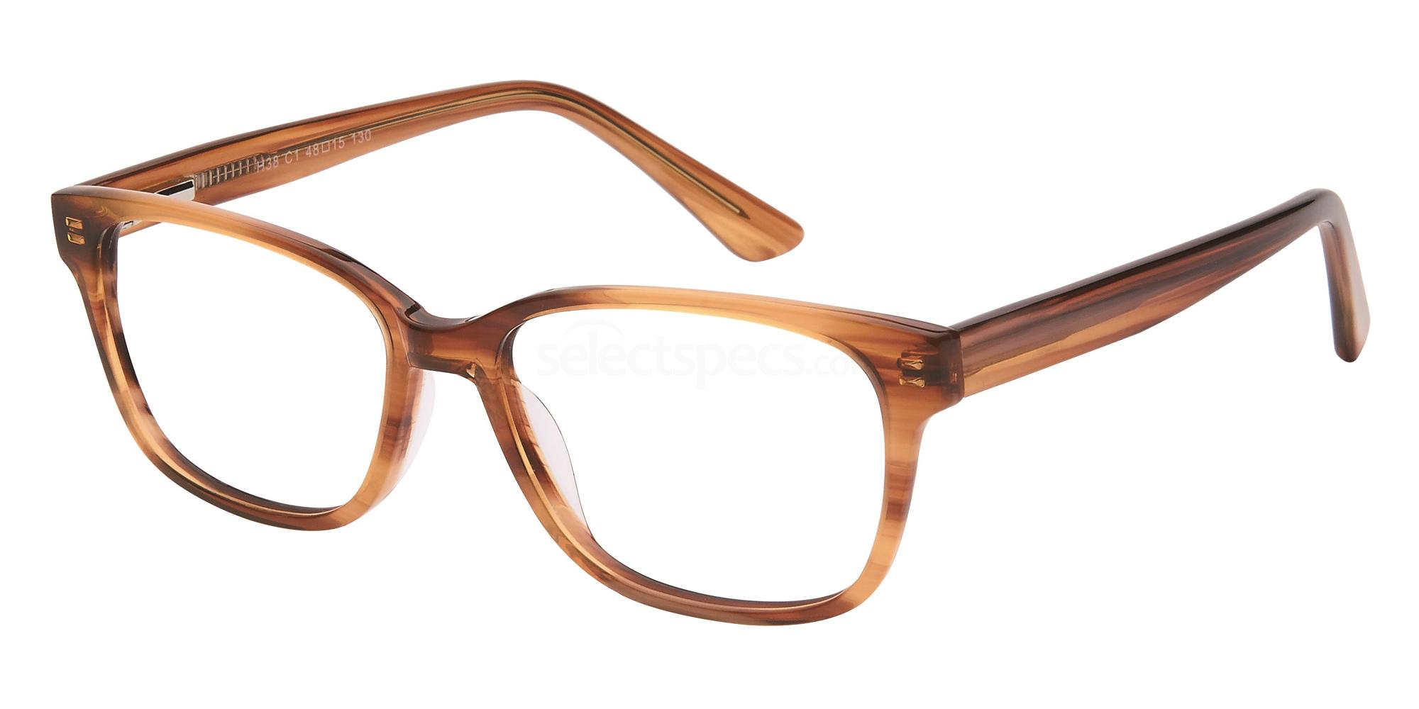 C1 H38 Glasses, Halstrom