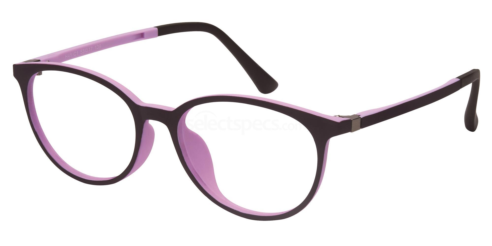 C1 H41 Glasses, Halstrom