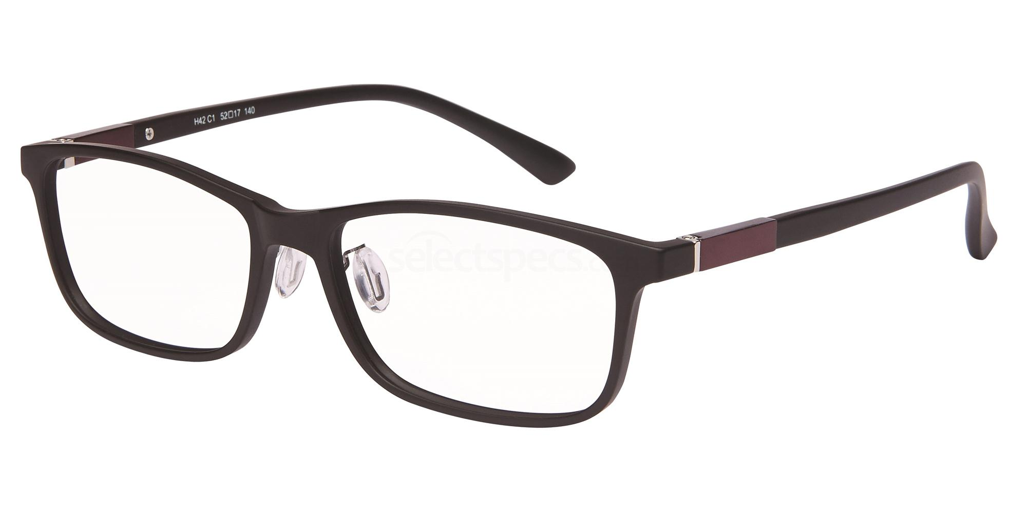 C1 H42 Glasses, Halstrom