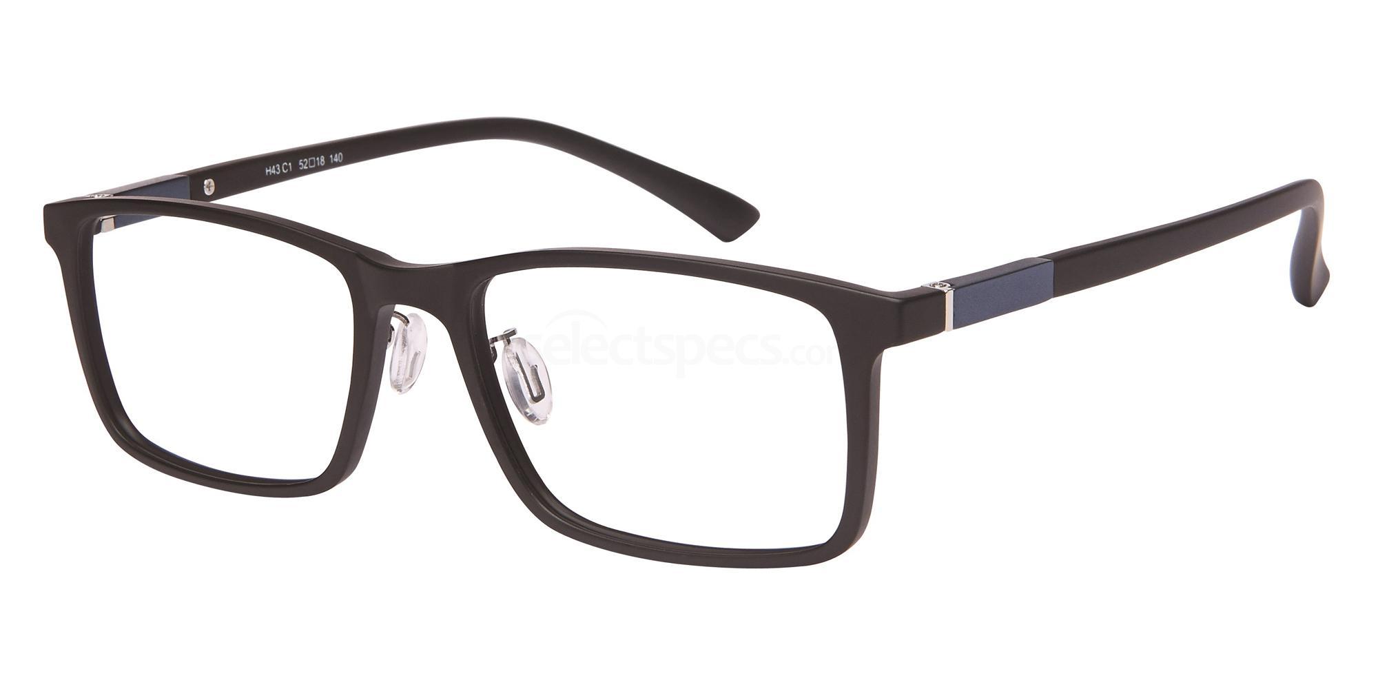C1 H43 Glasses, Halstrom