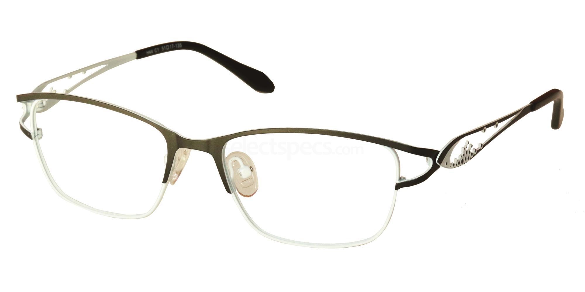 C1 H44 Glasses, Halstrom