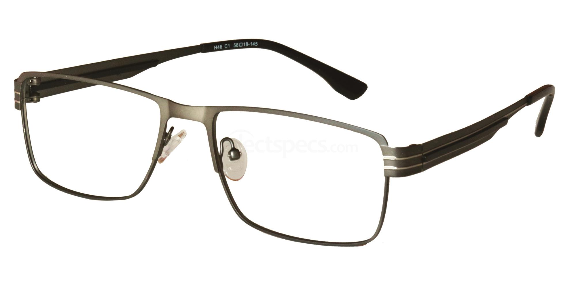 C1 H46 Glasses, Halstrom