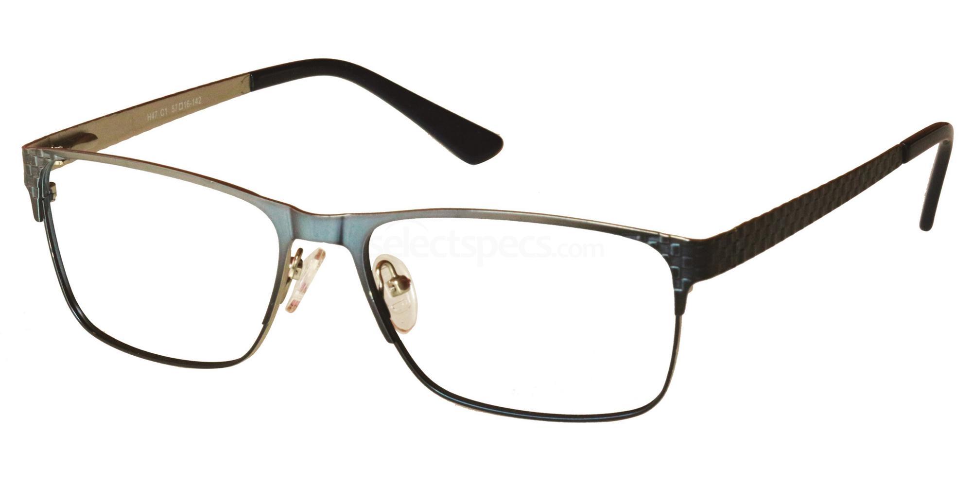 C1 H47 Glasses, Halstrom