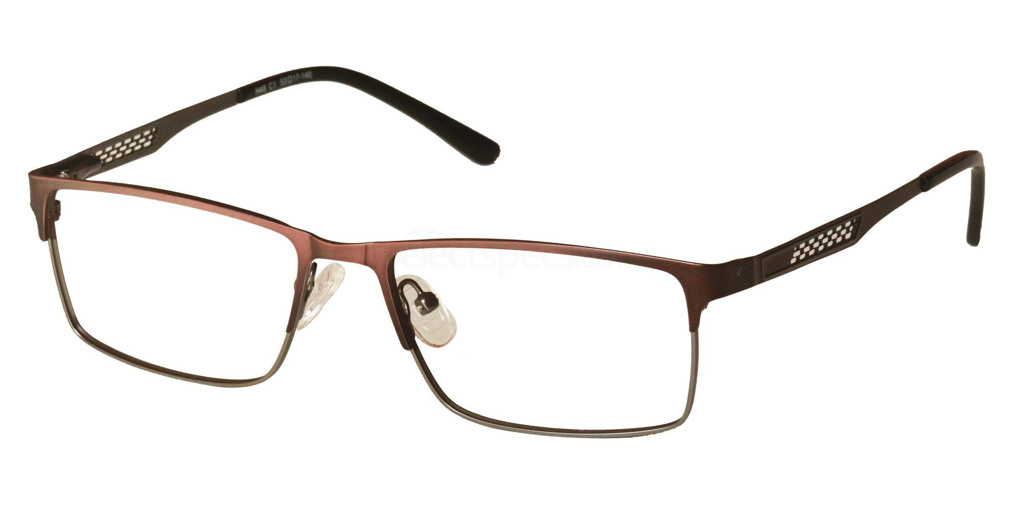 C1 H48 Glasses, Halstrom
