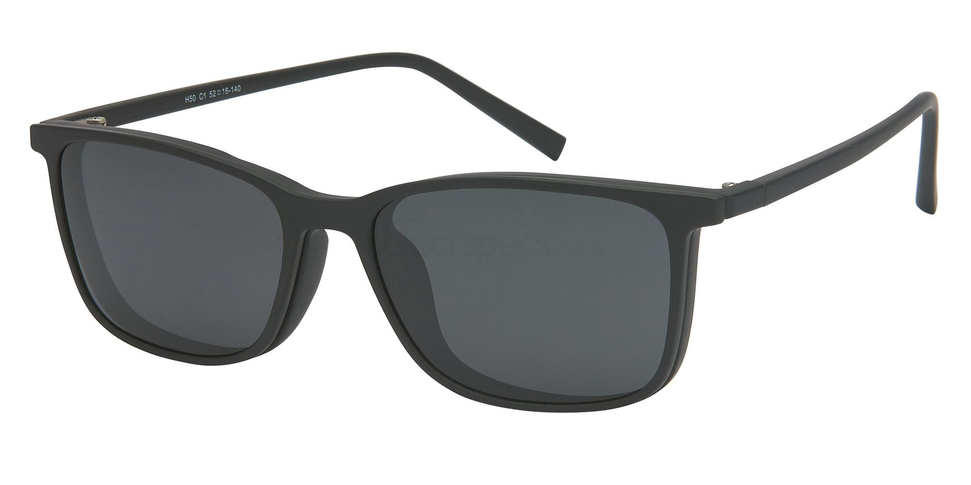 C1 H50 - With Clip on Glasses, Halstrom