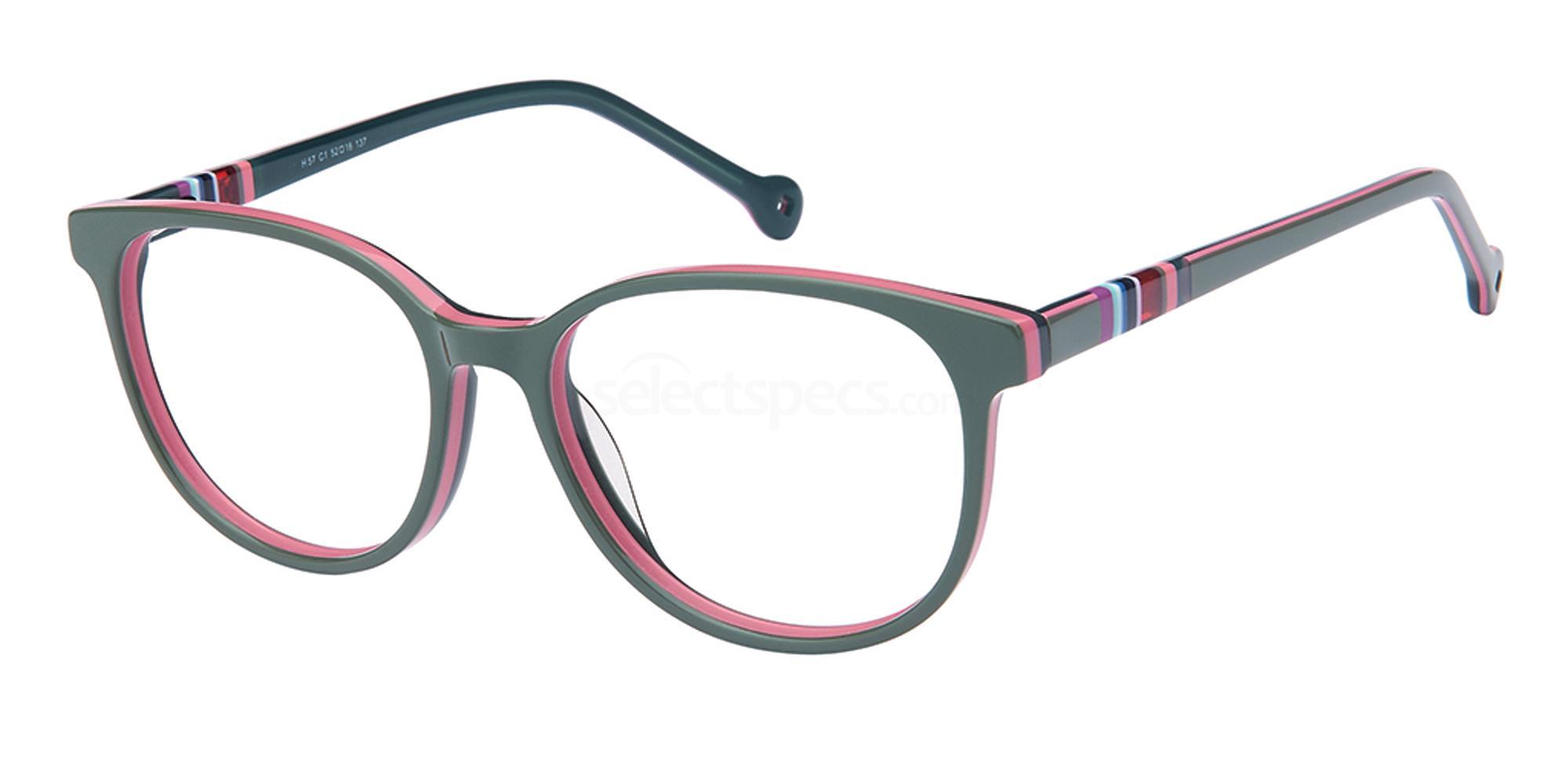 C1 H057 Glasses, Halstrom