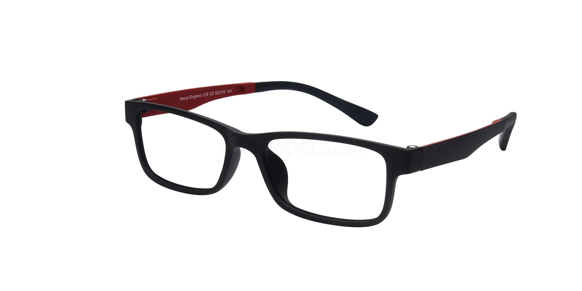 C2 LC9 - with Clip On Glasses, London Club