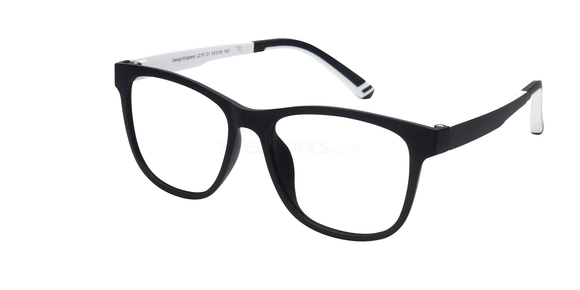 C1 LC10 - with Clip On Glasses, London Club