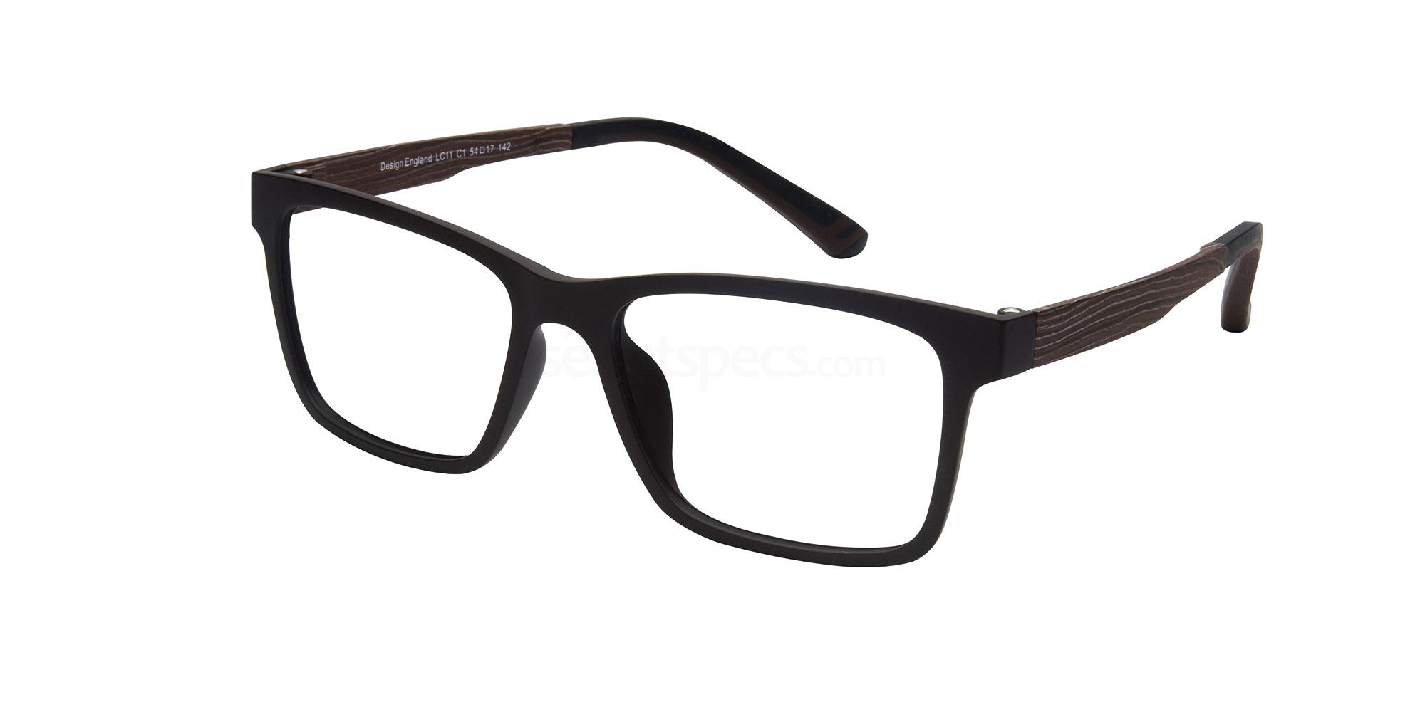 C1 LC11 - with Clip On Glasses, London Club