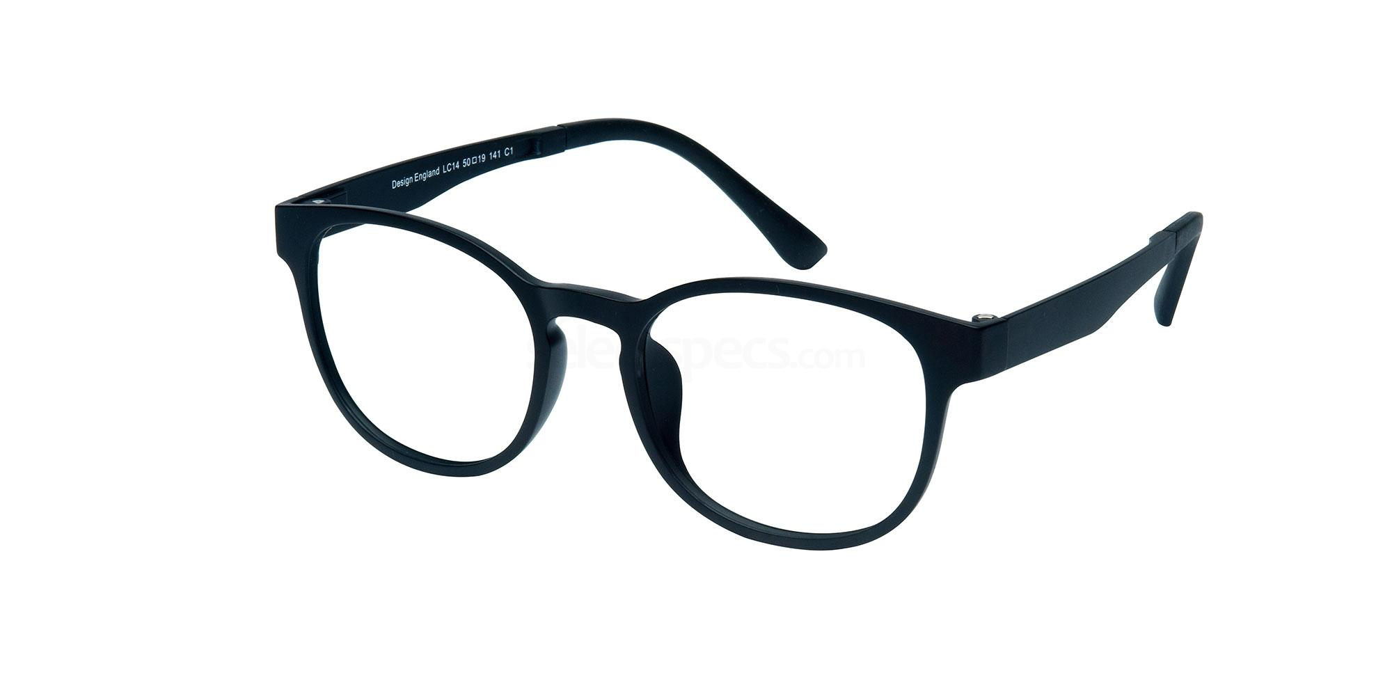 C1 LC14 with Clip On Glasses, London Club