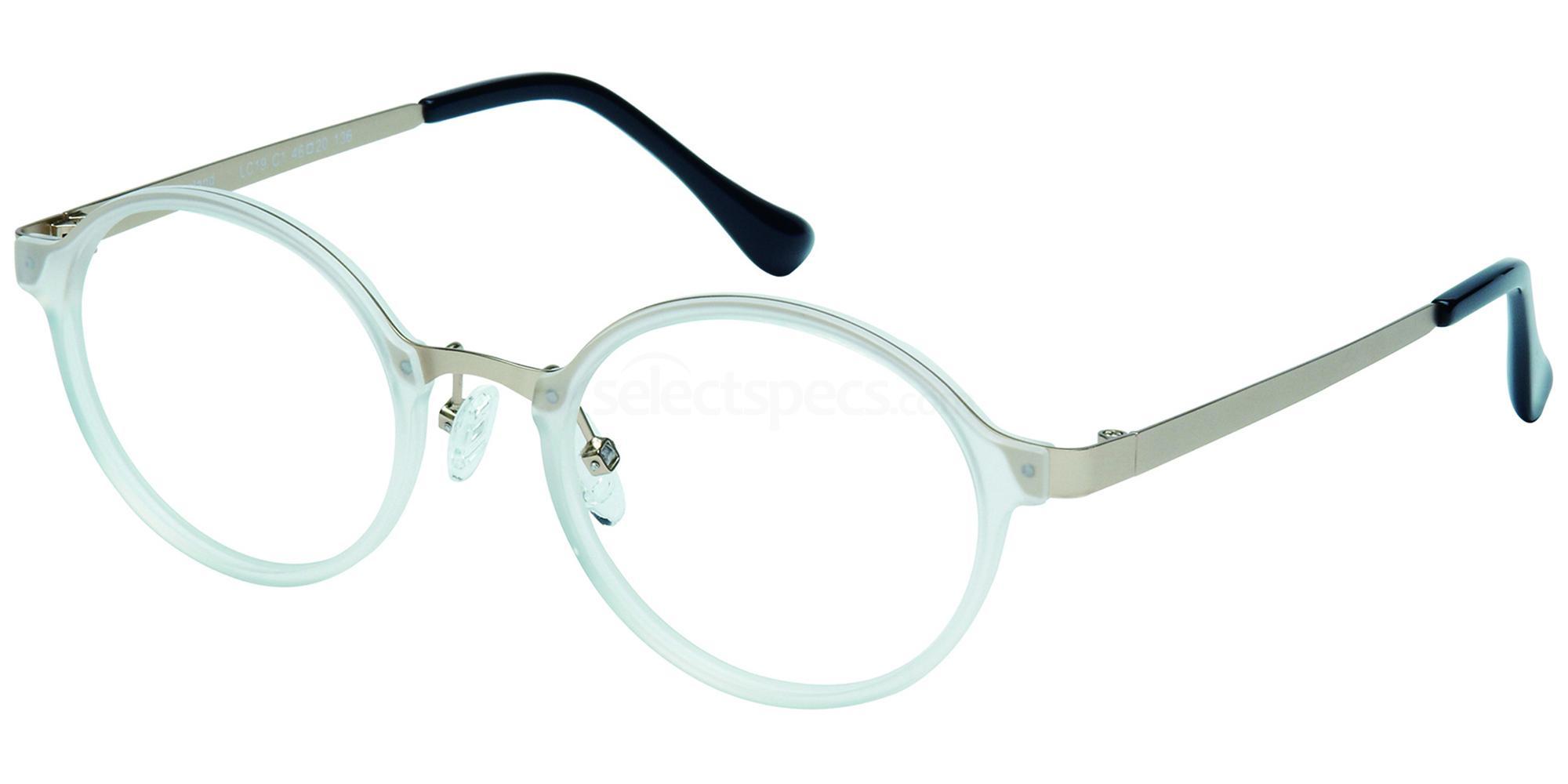 C1 LC19 Glasses, London Club