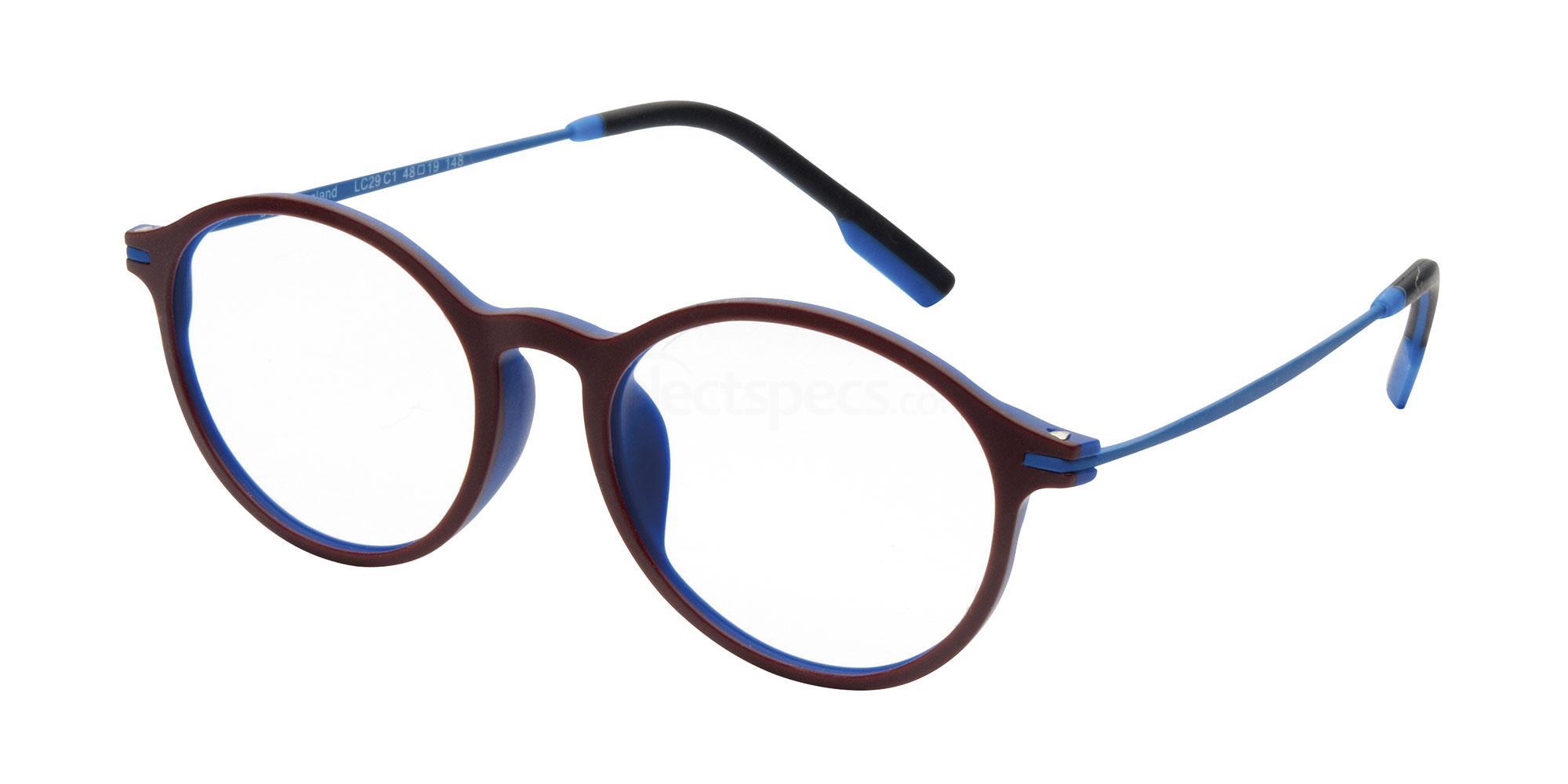 C1 LC29 Glasses, London Club